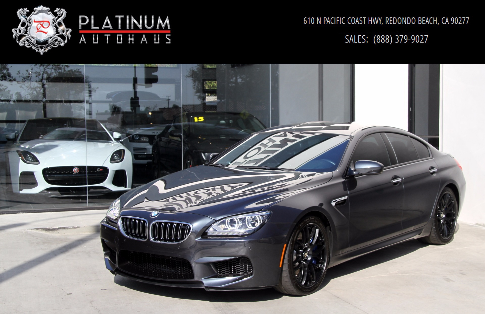 ... Used 2015 BMW M6 | Redondo Beach, ...