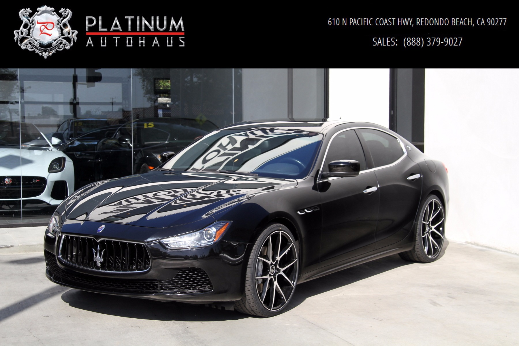 2014 maserati ghibli stock # 5996 for sale near redondo beach, ca