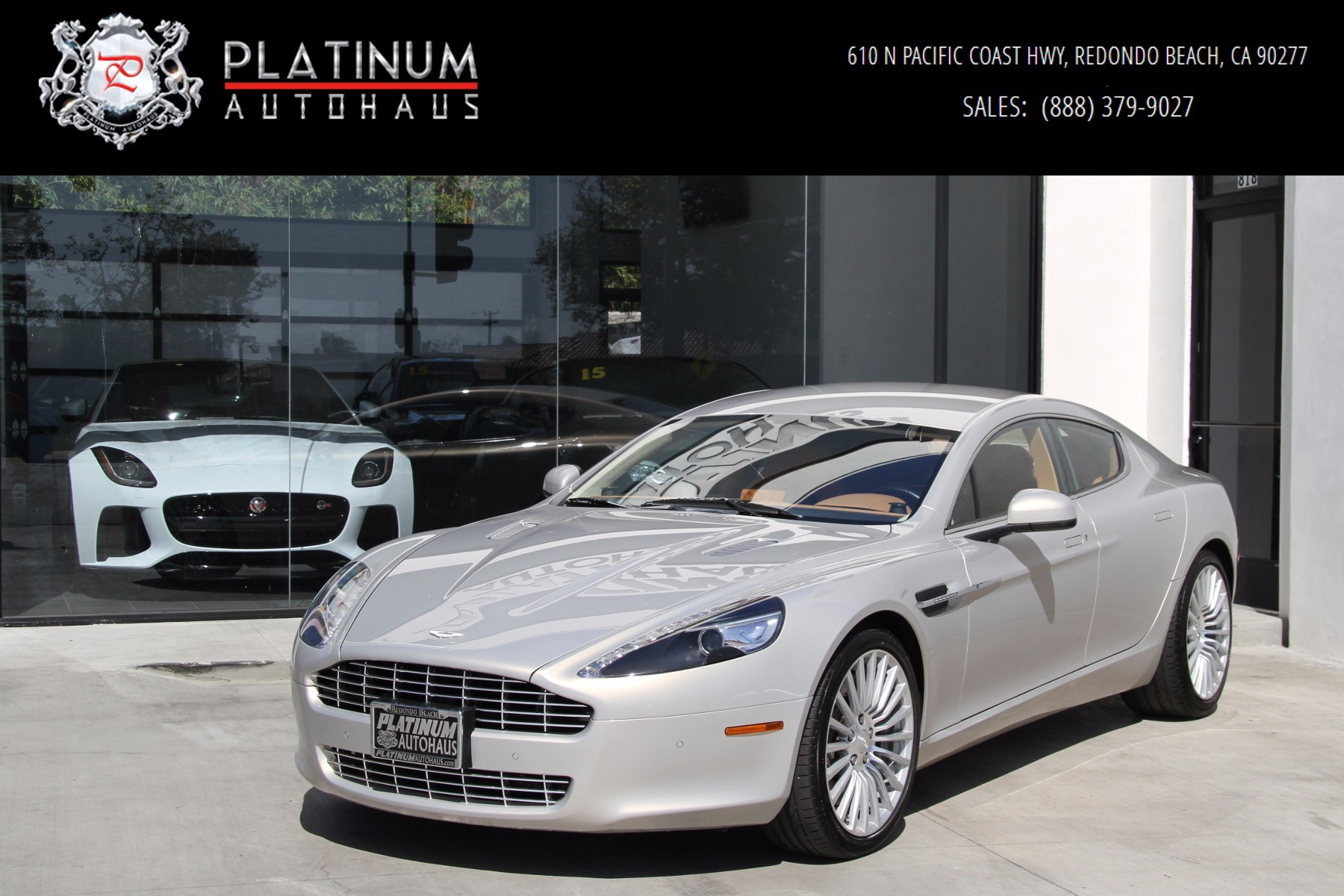 2011 Aston Martin Rapide Stock 5993 For Sale Near Redondo Beach Ca Ca Aston Martin Dealer
