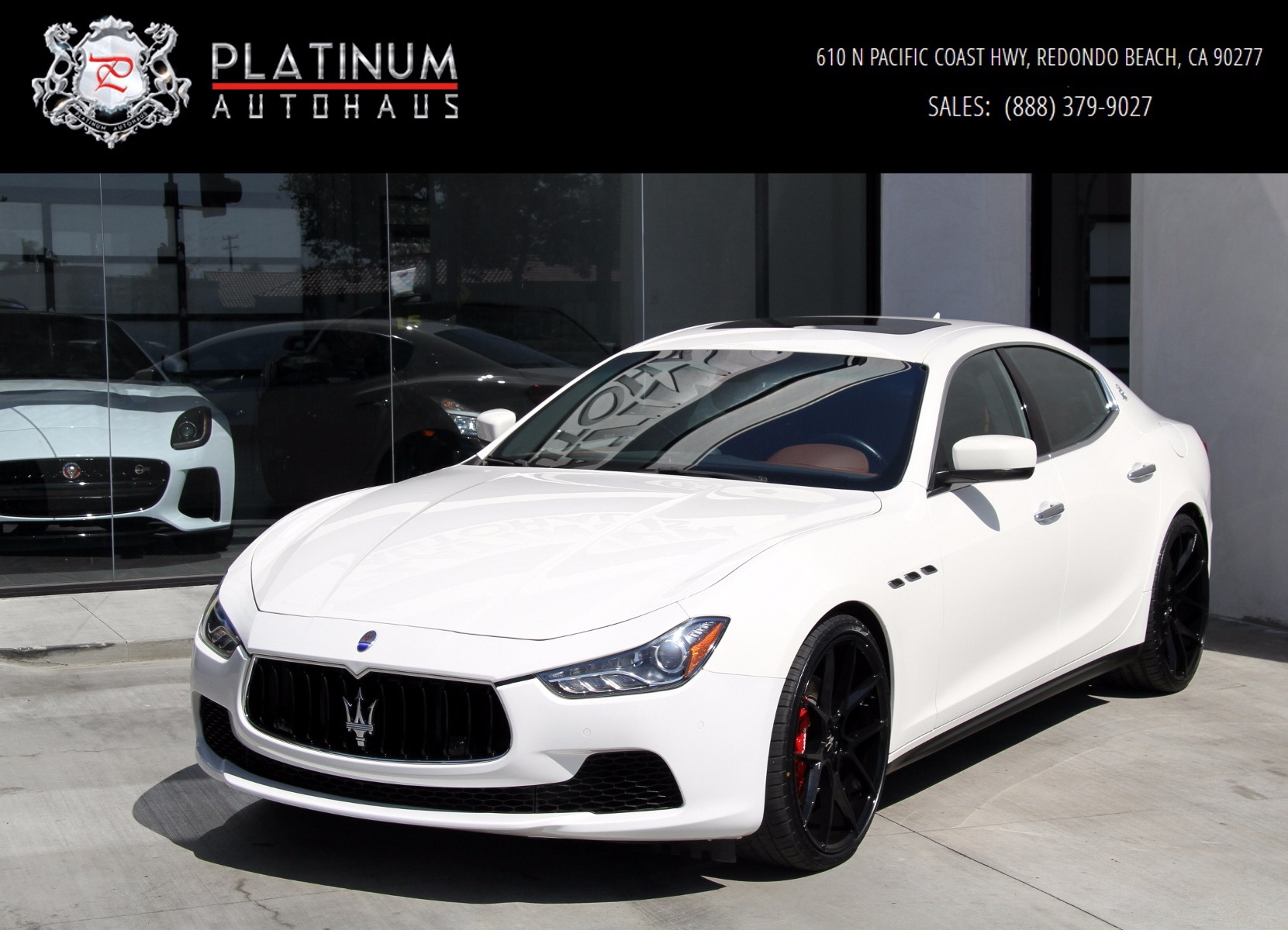 2015 Maserati Ghibli For Sale Near Me