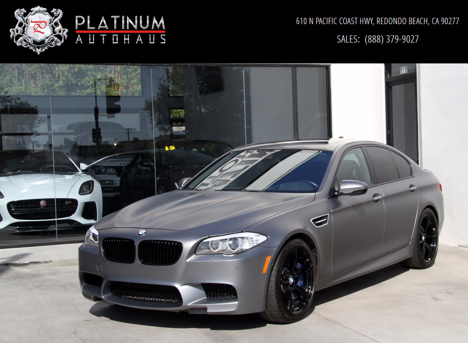 2013 Bmw M5 For Sale >> 2013 Bmw M5 Matte Paint Stock 6008 For Sale Near Redondo