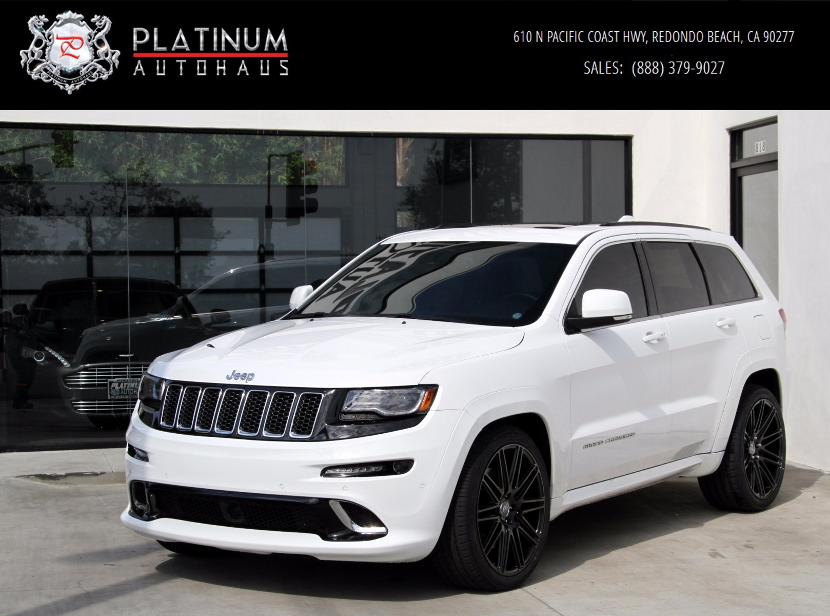 ... Used 2014 Jeep Grand Cherokee SRT 4x4 | Redondo Beach, ...