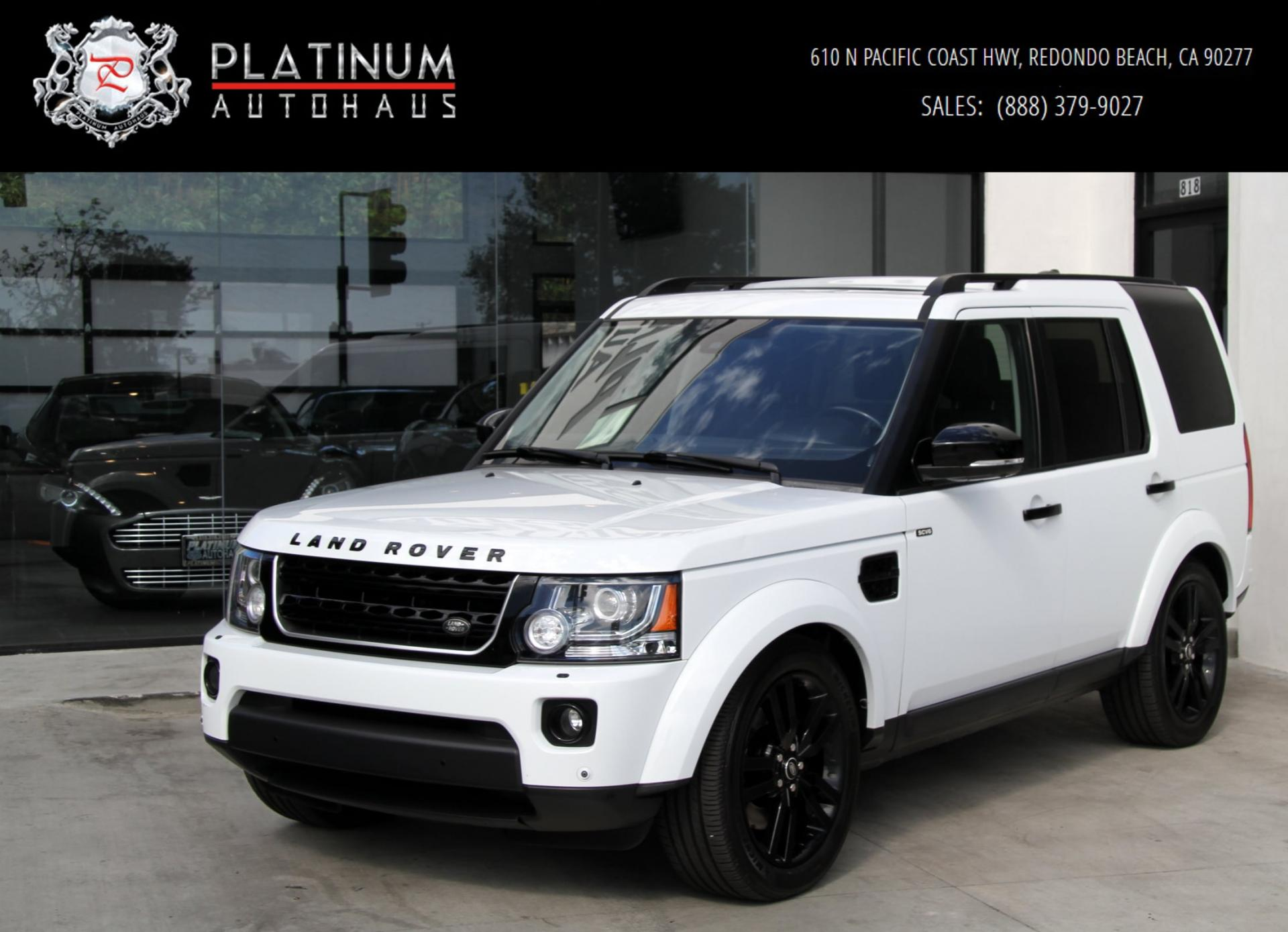 2014 Land Rover LR4 HSE BLACK DESIGN PACKAGE Stock 5988 for