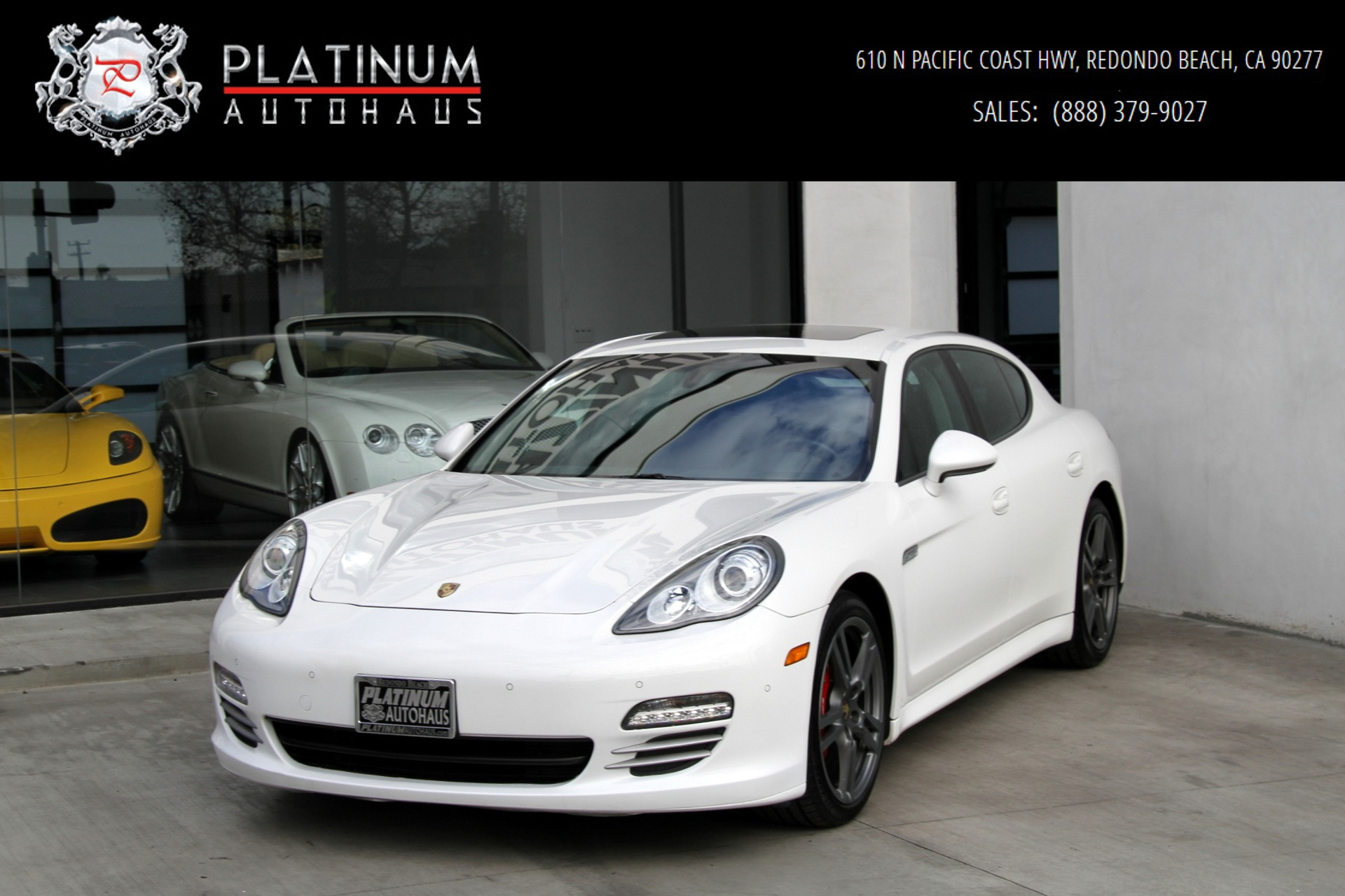2012 Porsche Panamera 4 ** 1 Owner ** Stock # 6034 for sale near ...