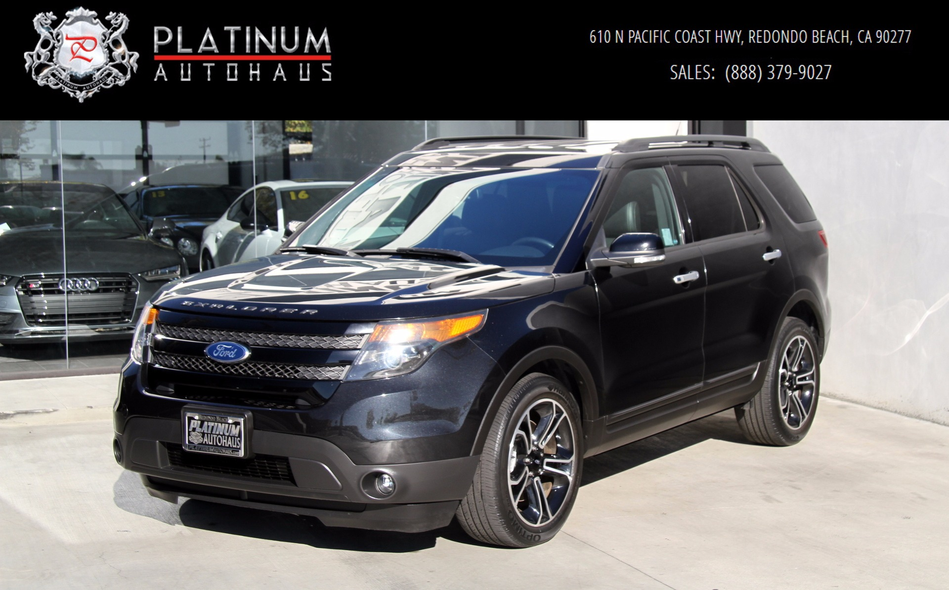 Used 2014 ford explorer sport 4wd redondo beach