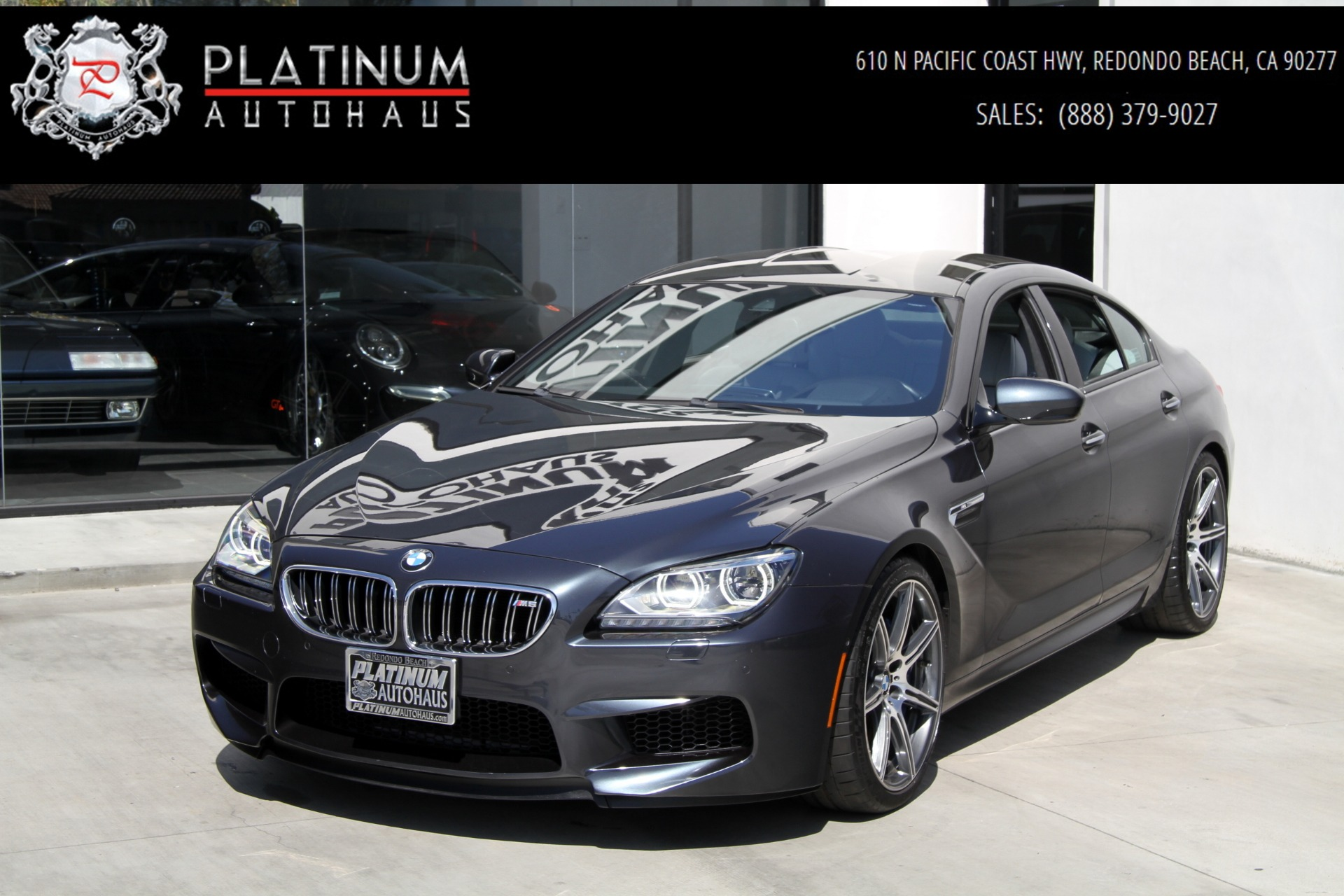 2015 BMW M6 Gran Coupe petition Pkg Stock 6056 for sale