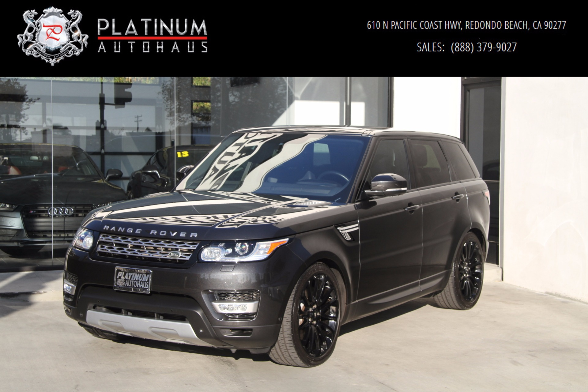 2014 Land Rover Range Rover Sport HSE Stock 6059 for sale near