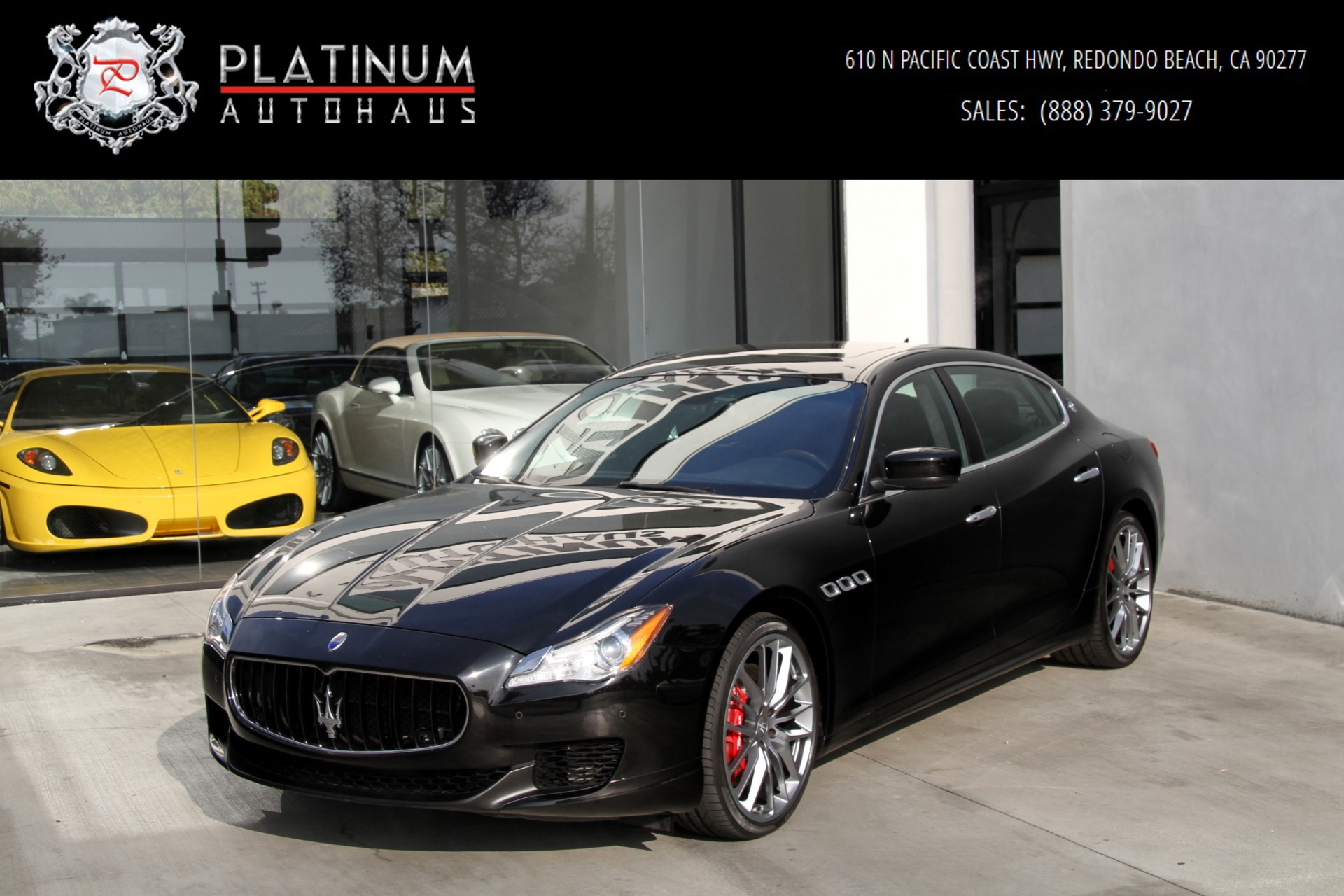 2014 Maserati Quattroporte >> 2014 Maserati Quattroporte Sport Gt S Stock 6071 For Sale