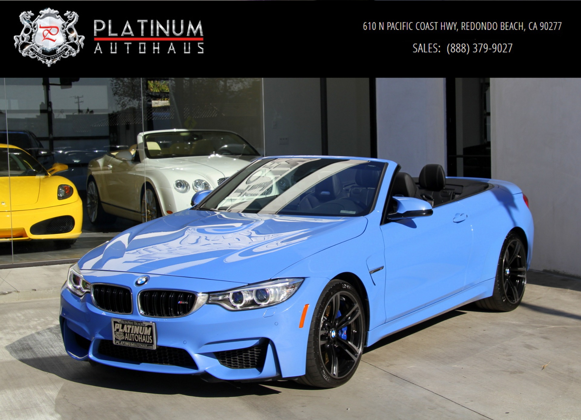 Used 2017 Bmw M4 Executive Package Redondo Beach