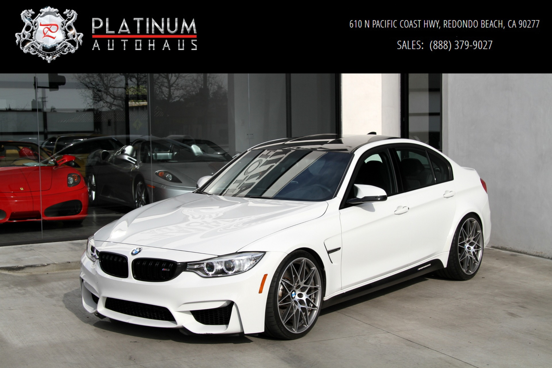 Free Vehicle History Report By Vin >> 2017 BMW M3 *** COMPETITION PACKAGE *** Stock # 6094 for ...
