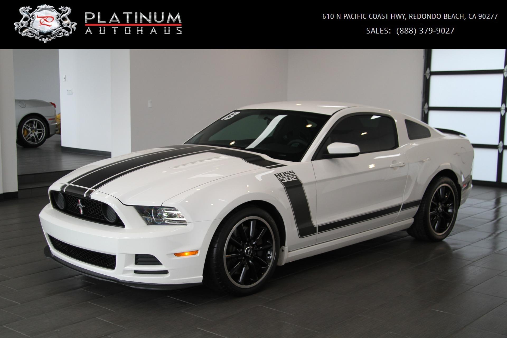 Custom Wheels Near Me >> 2013 Ford Mustang Boss 302 Stock # 267204 for sale near Redondo Beach, CA   CA Ford Dealer