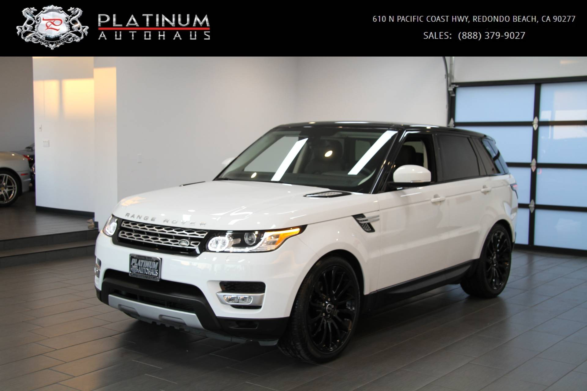 2015 Land Rover Range Rover Sport Hse Stock 6103 For