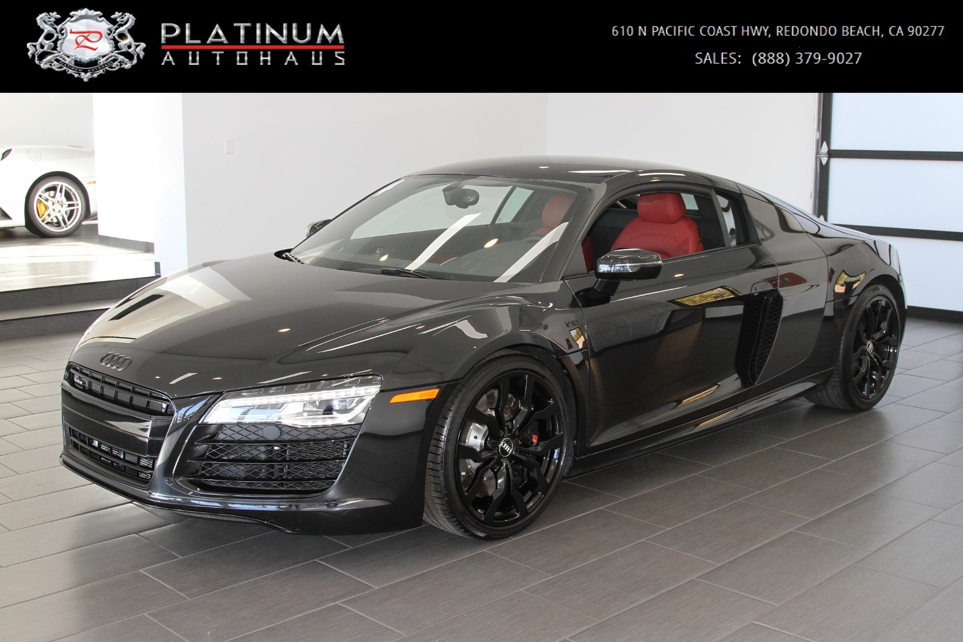 2014 Audi R8 5.2 V10 quattro ***RARE 6 SPEED MANUAL *** Stock # 6113 for sale near Redondo Beach ...