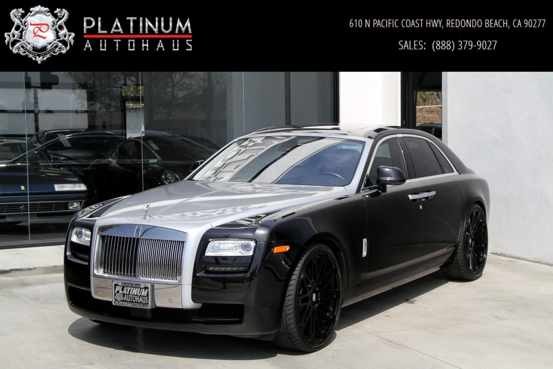 Rolls Royce Dealers >> 2012 Rolls Royce Ghost Stock 6123 For Sale Near Redondo
