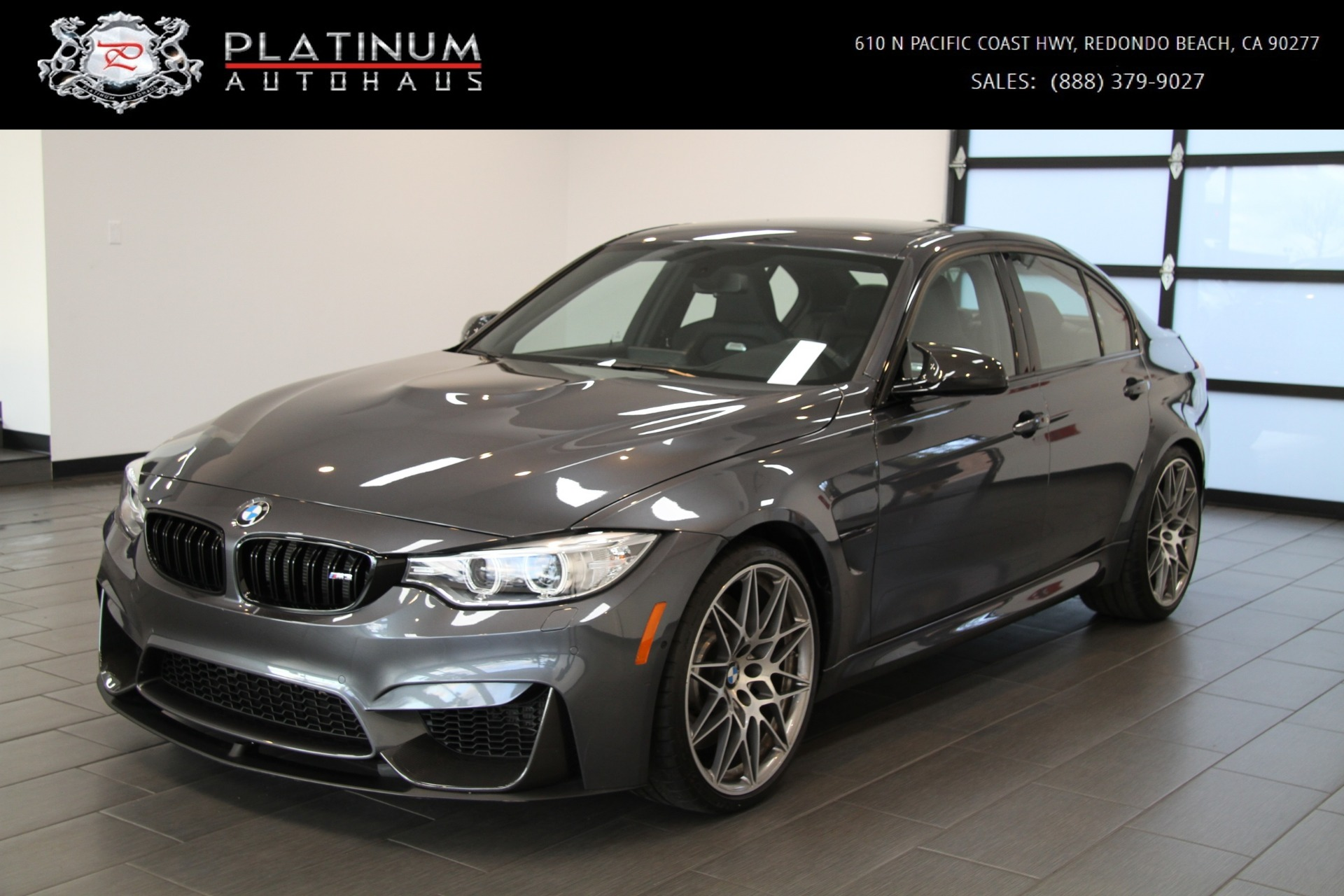 2016 BMW M3 PETITION PACKAGE Stock 6127 for sale near