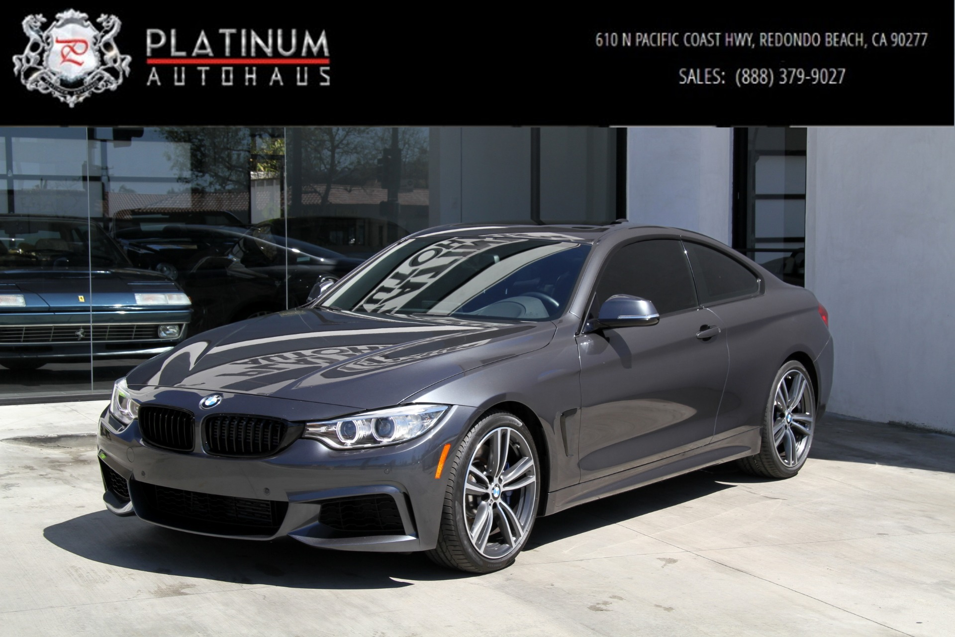 Bmw 435i For Sale >> 2015 Bmw 4 Series 435i M Sport Package Stock 6137 For Sale