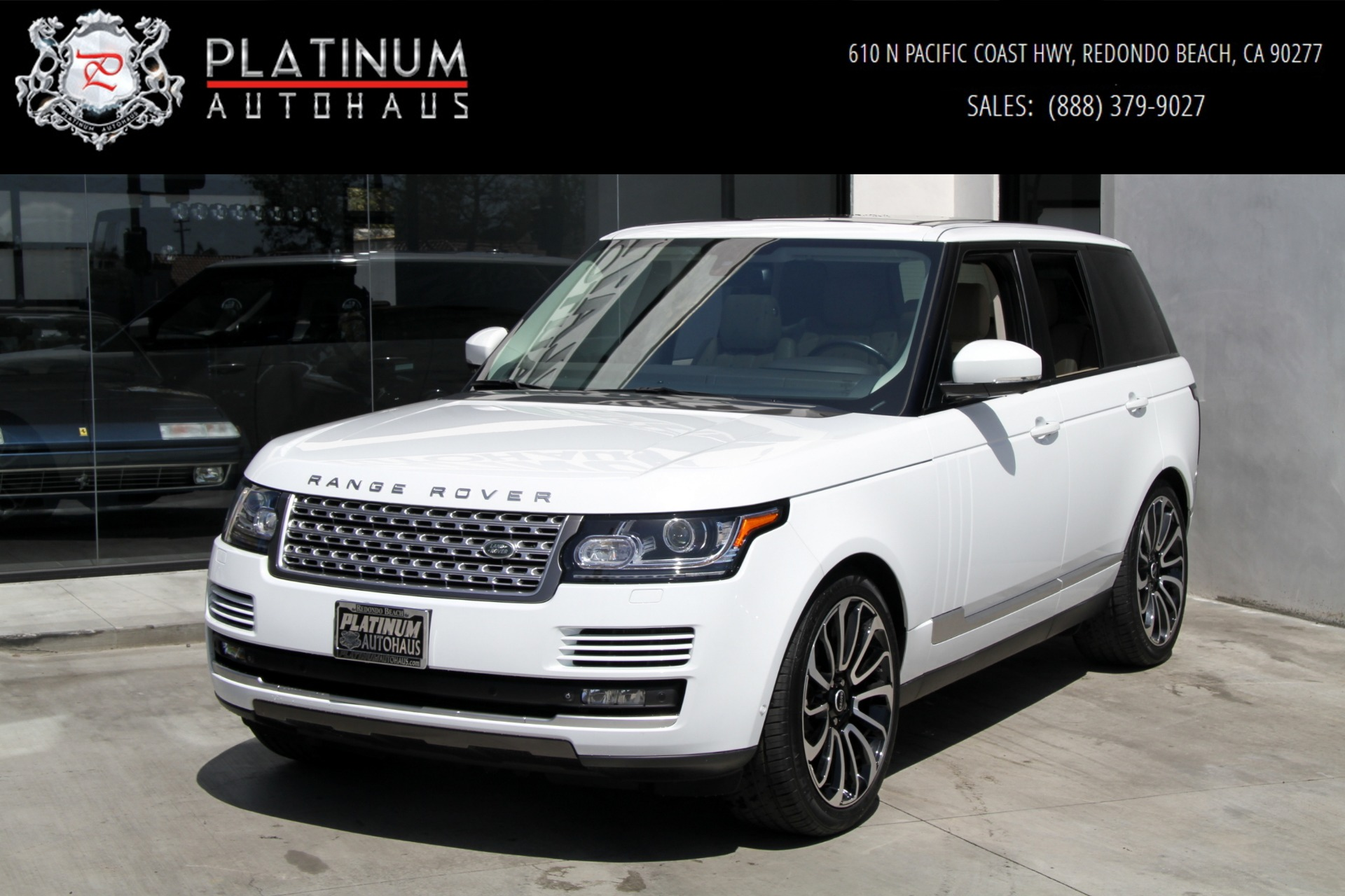Land Rover For Sale Near Me >> 2014 Land Rover Range Rover Hse Stock 6133 For Sale Near