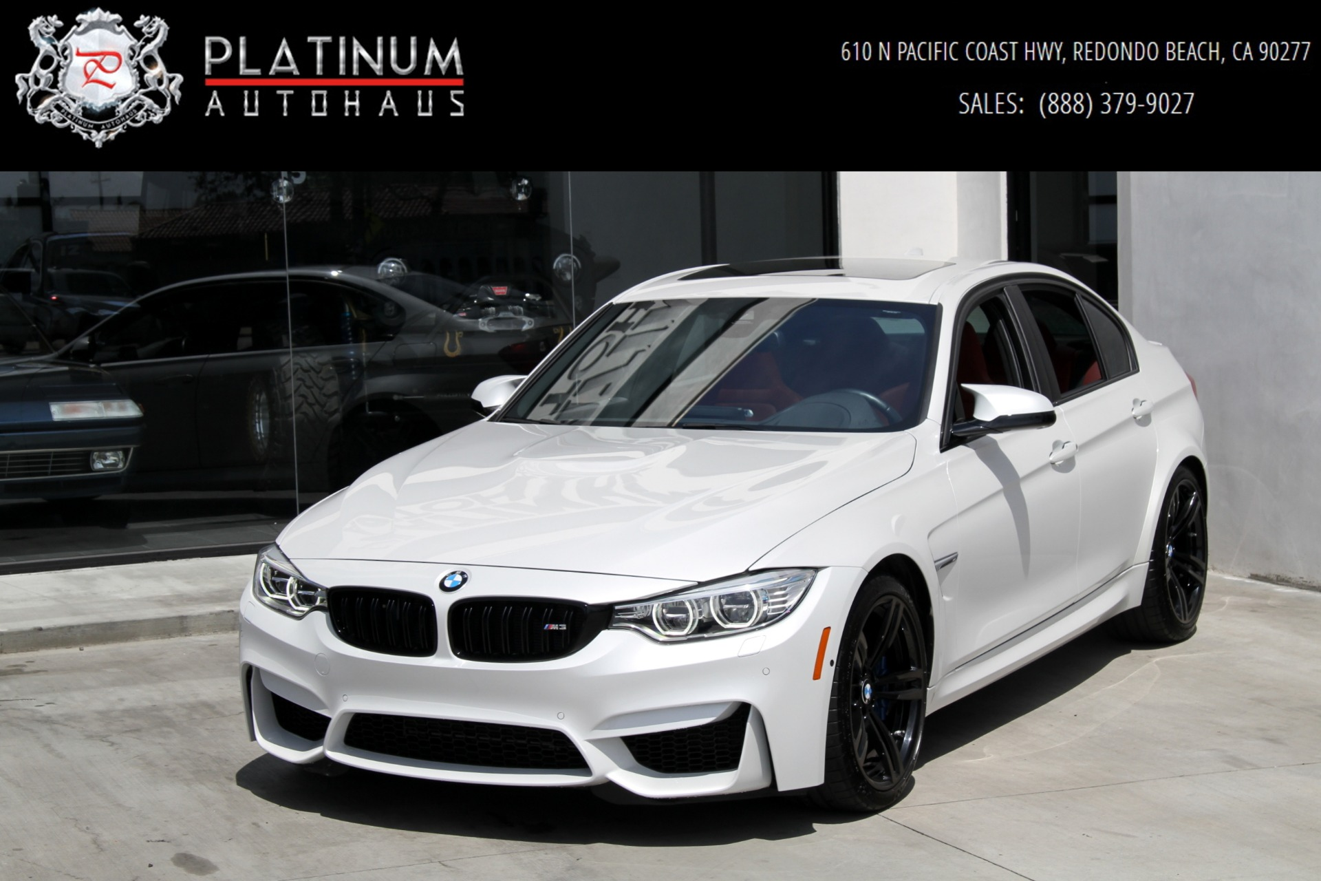 2015 M3 For Sale >> 2015 Bmw M3 Stock 6166 For Sale Near Redondo Beach Ca