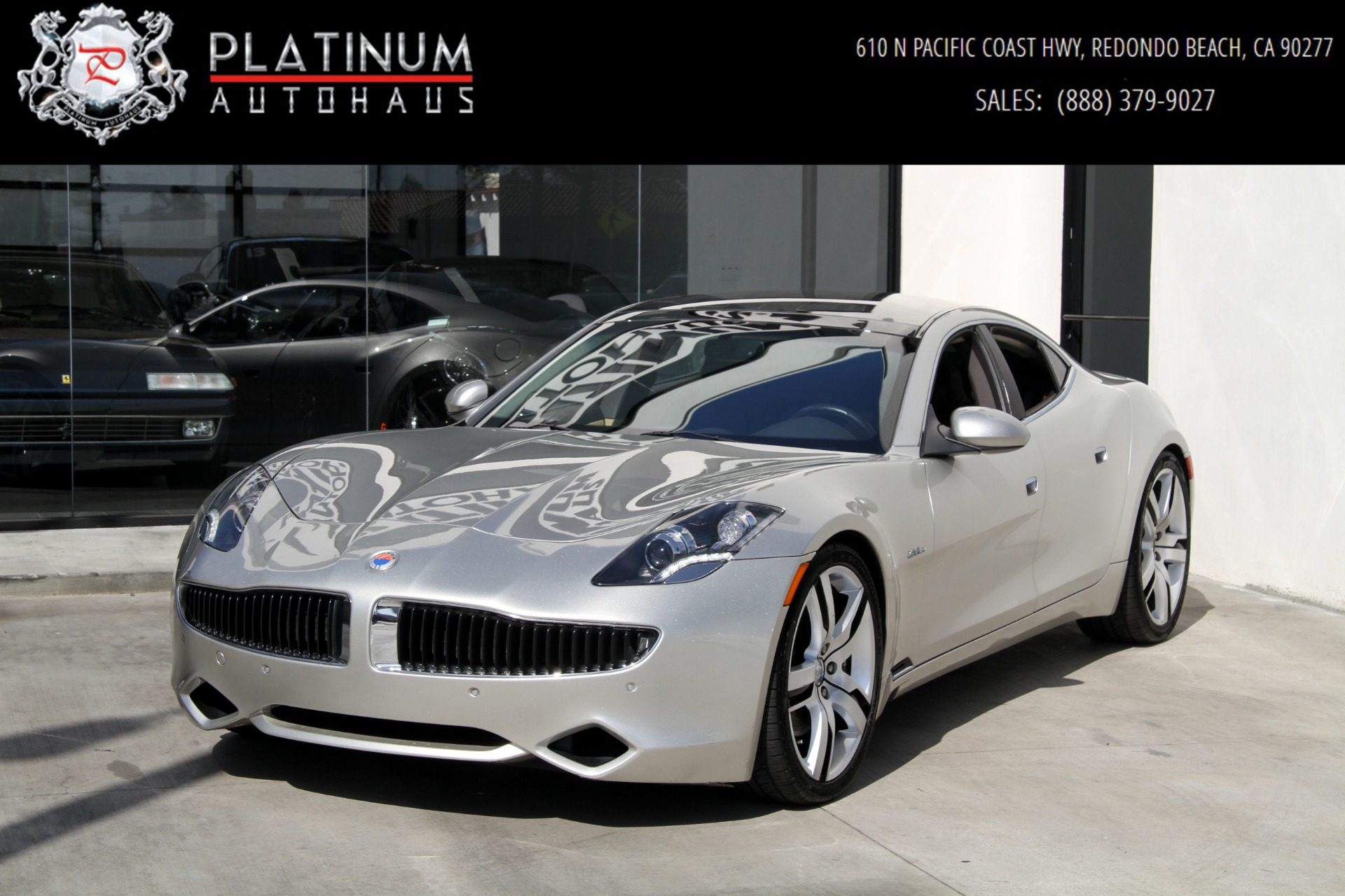 Used 2017 Fisker Karma Collector Edition Redondo Beach