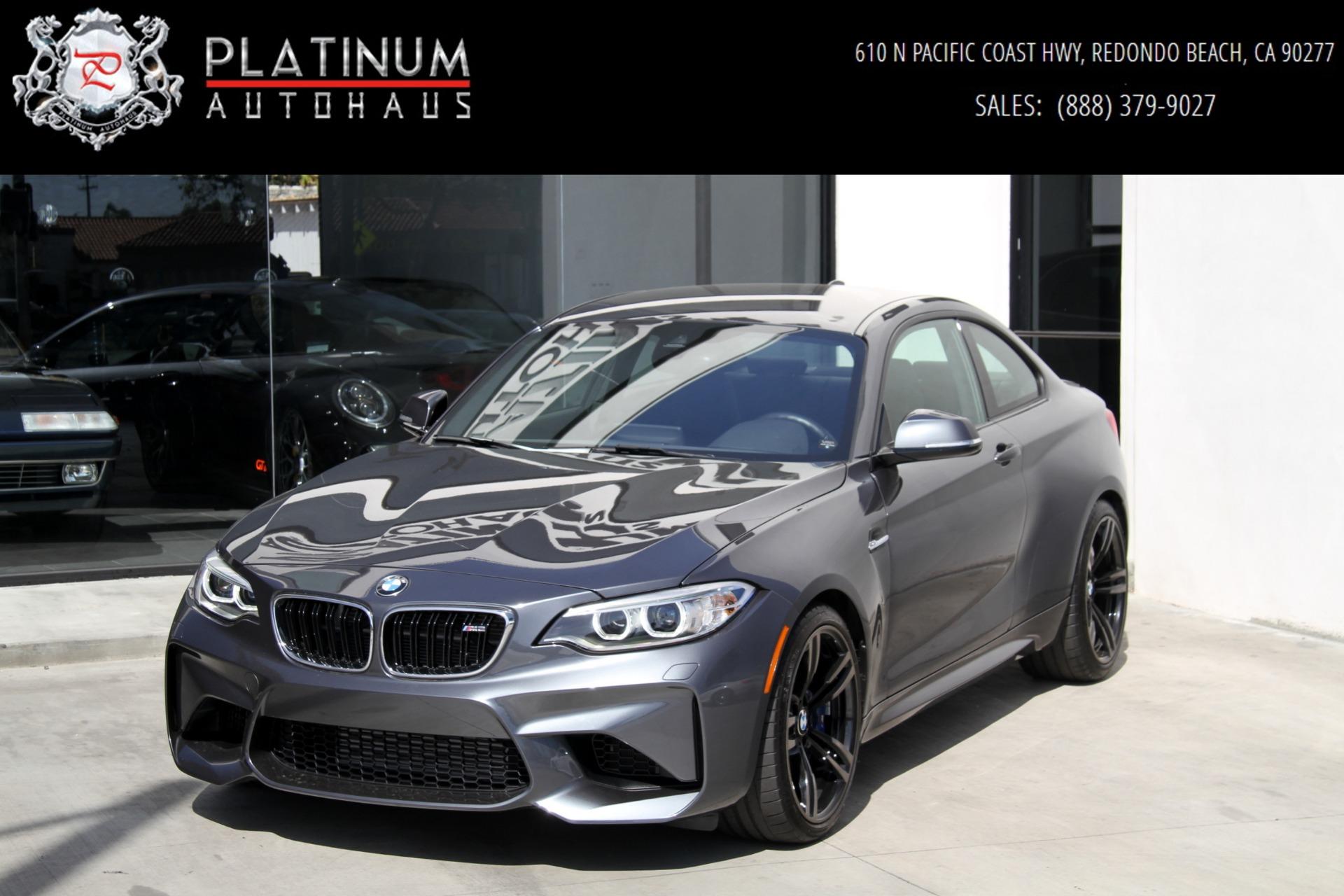 Bmw Dealer Near Me >> 2017 BMW M2 Stock # 6159 for sale near Redondo Beach, CA ...