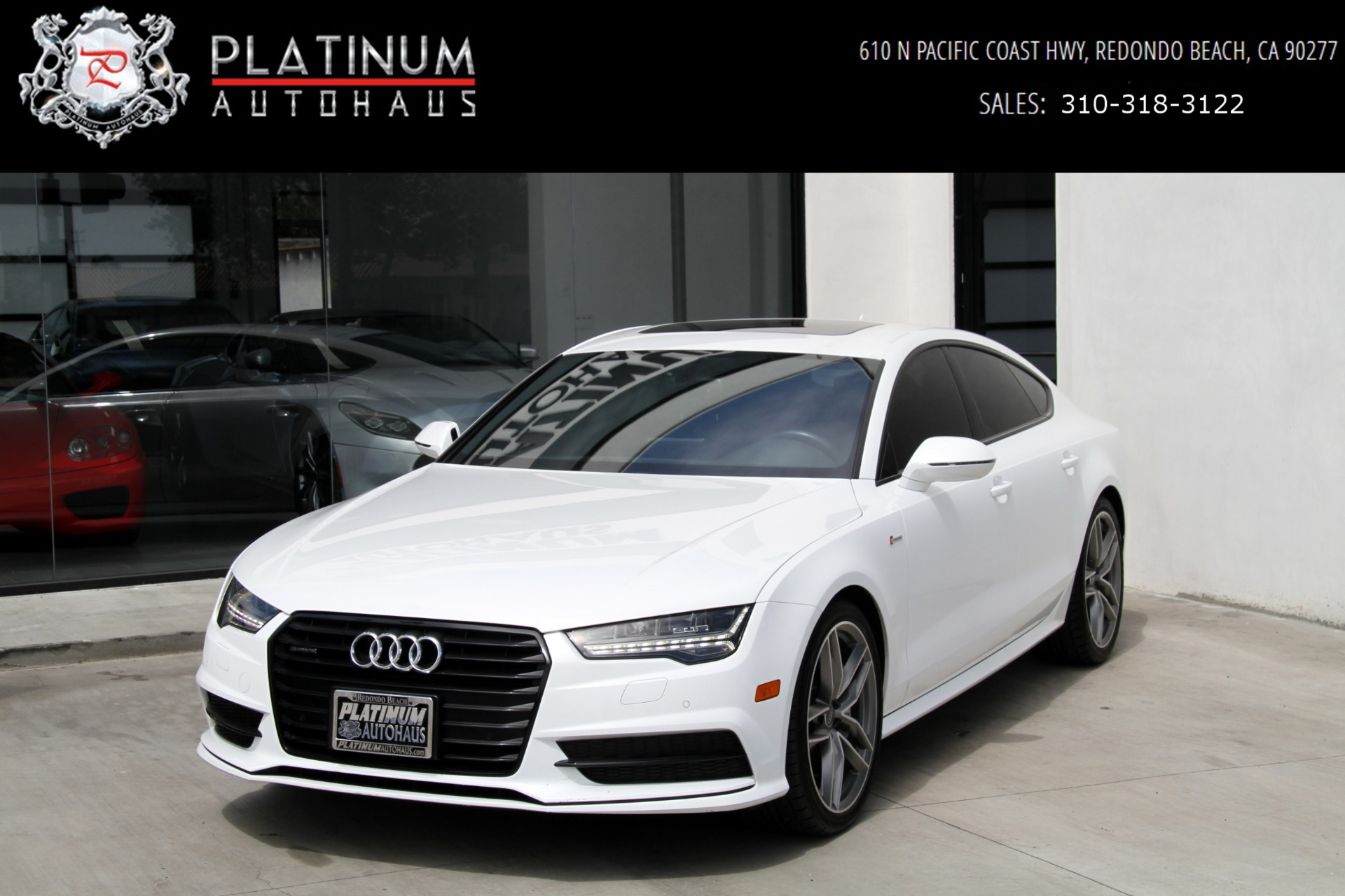 Audi Dealership Near Me >> 2016 Audi A7 3.0T quattro Premium Plus ***S LINE SPORT PKG *** Stock # 6219 for sale near ...