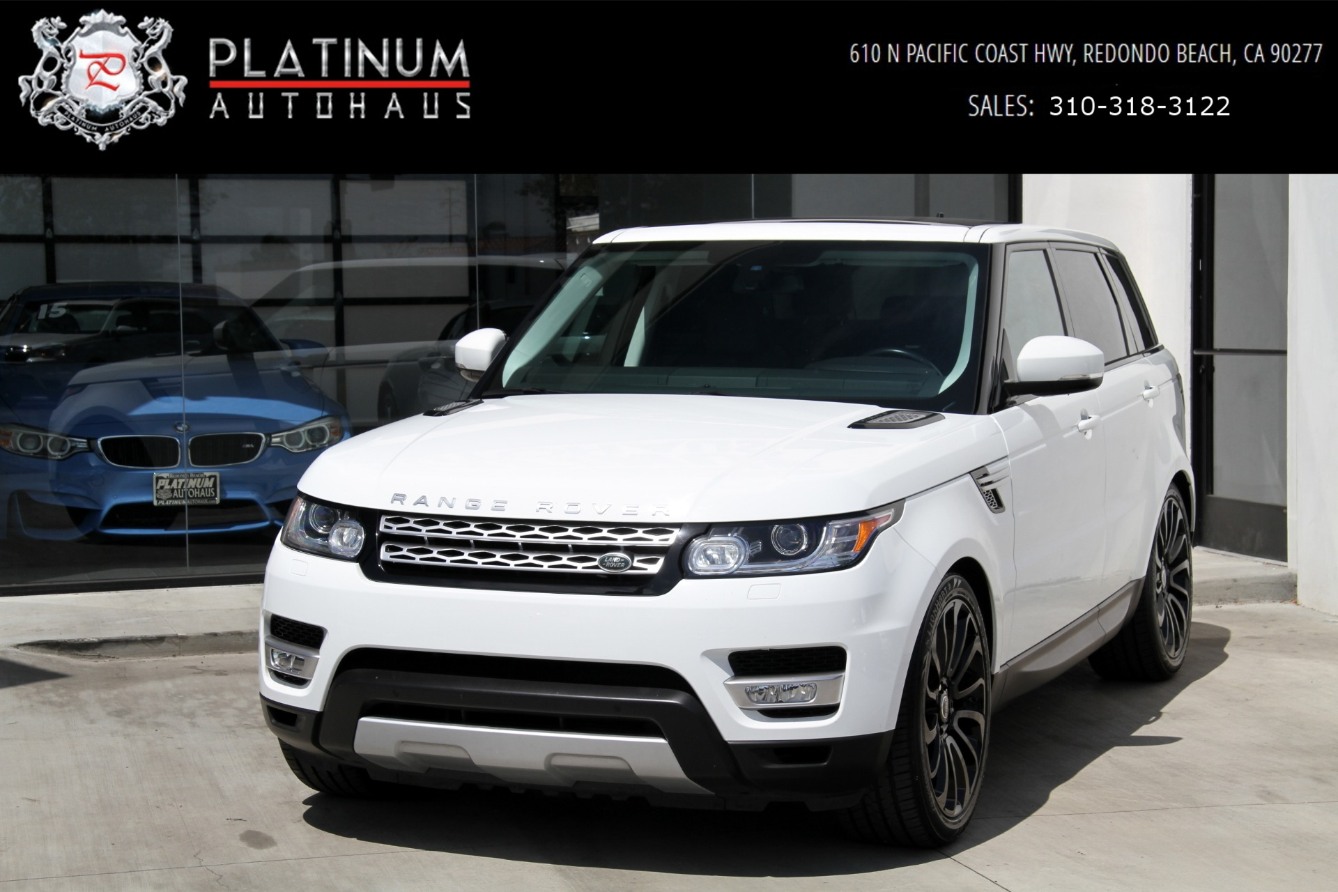 2015 Land Rover Range Rover Sport Hse Stock 6224 For