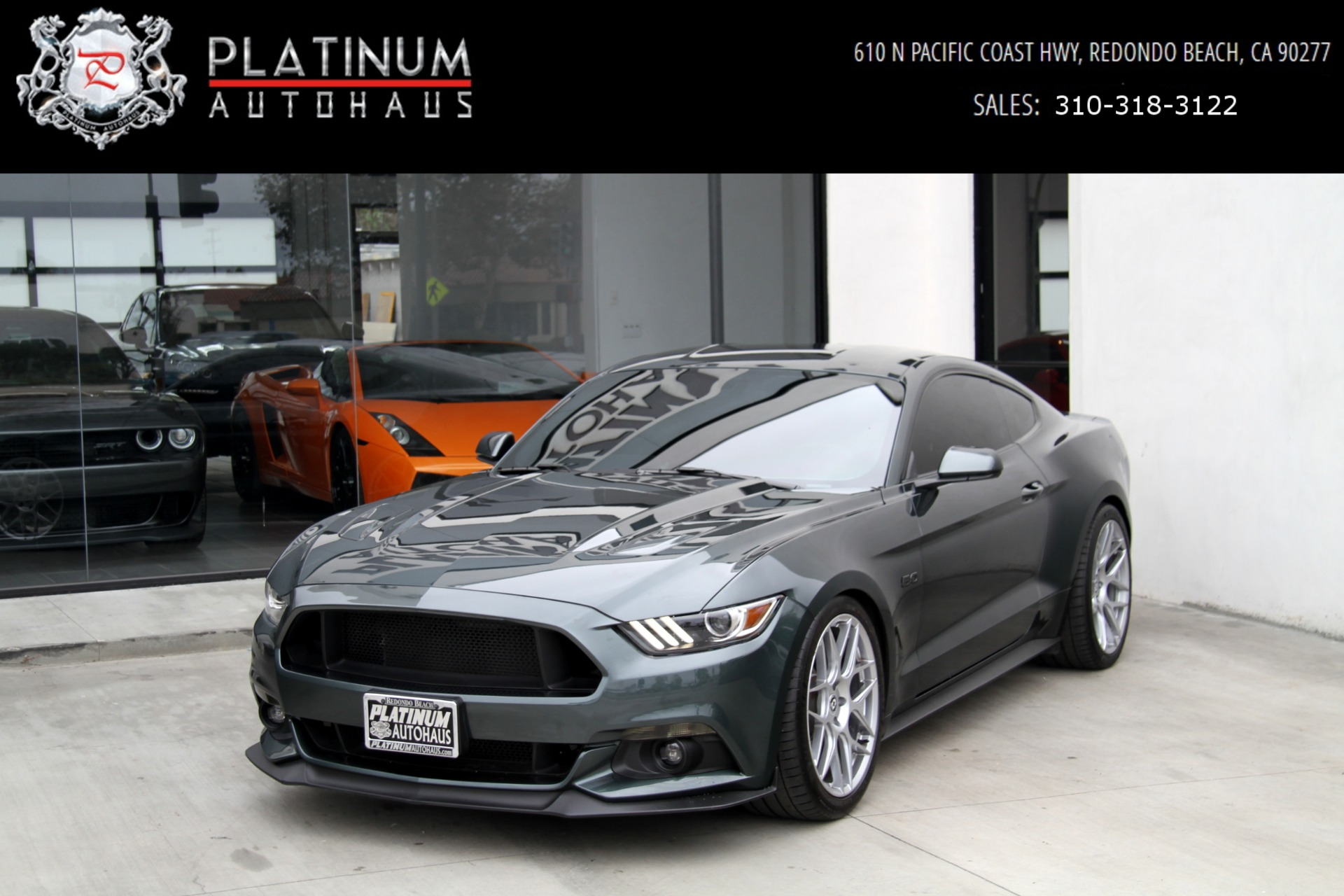 2015 ford mustang gt premium stock 5854c for sale near redondo
