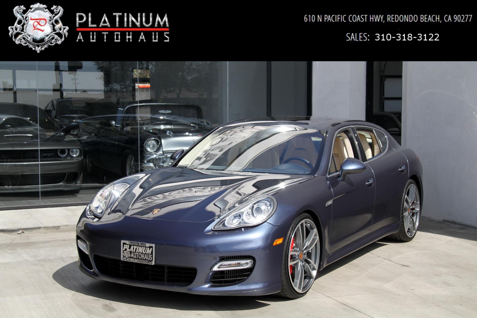 2010 Porsche Panamera Turbo Stock 6276 For Sale Near Redondo Beach