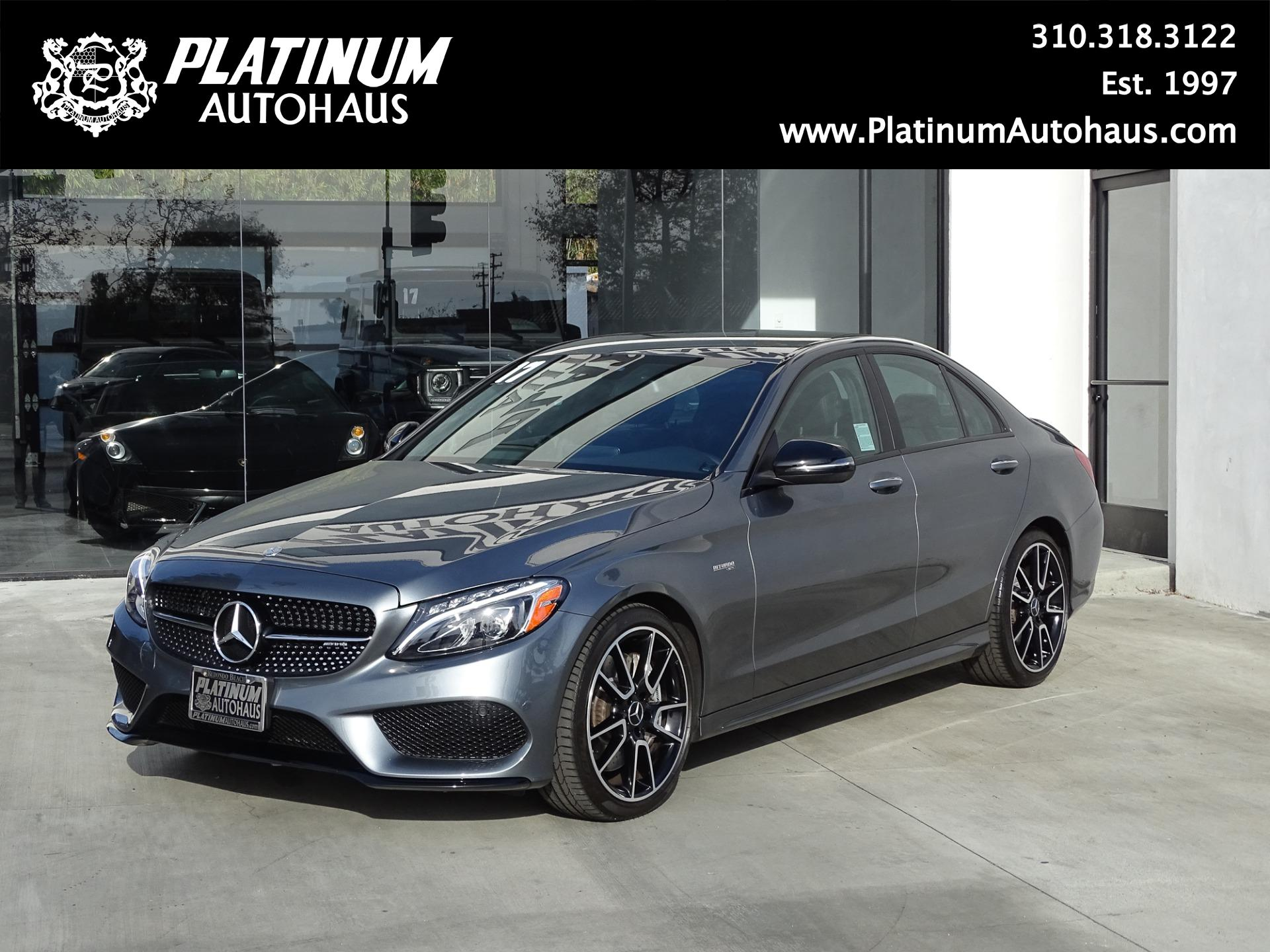 2017 Mercedes Benz C Class Amg C43 Stock 6341 For Sale Near Redondo Beach Ca Ca Mercedes Benz Dealer