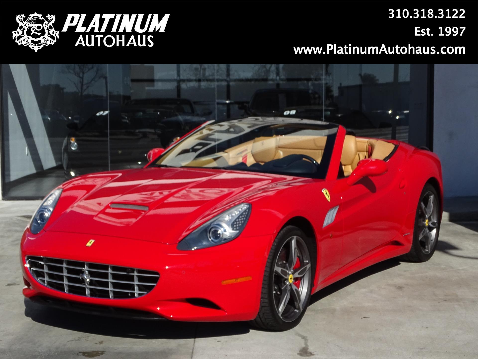 2014 Ferrari California Stock 6391 For Sale Near Redondo Beach Ca Ca Ferrari Dealer