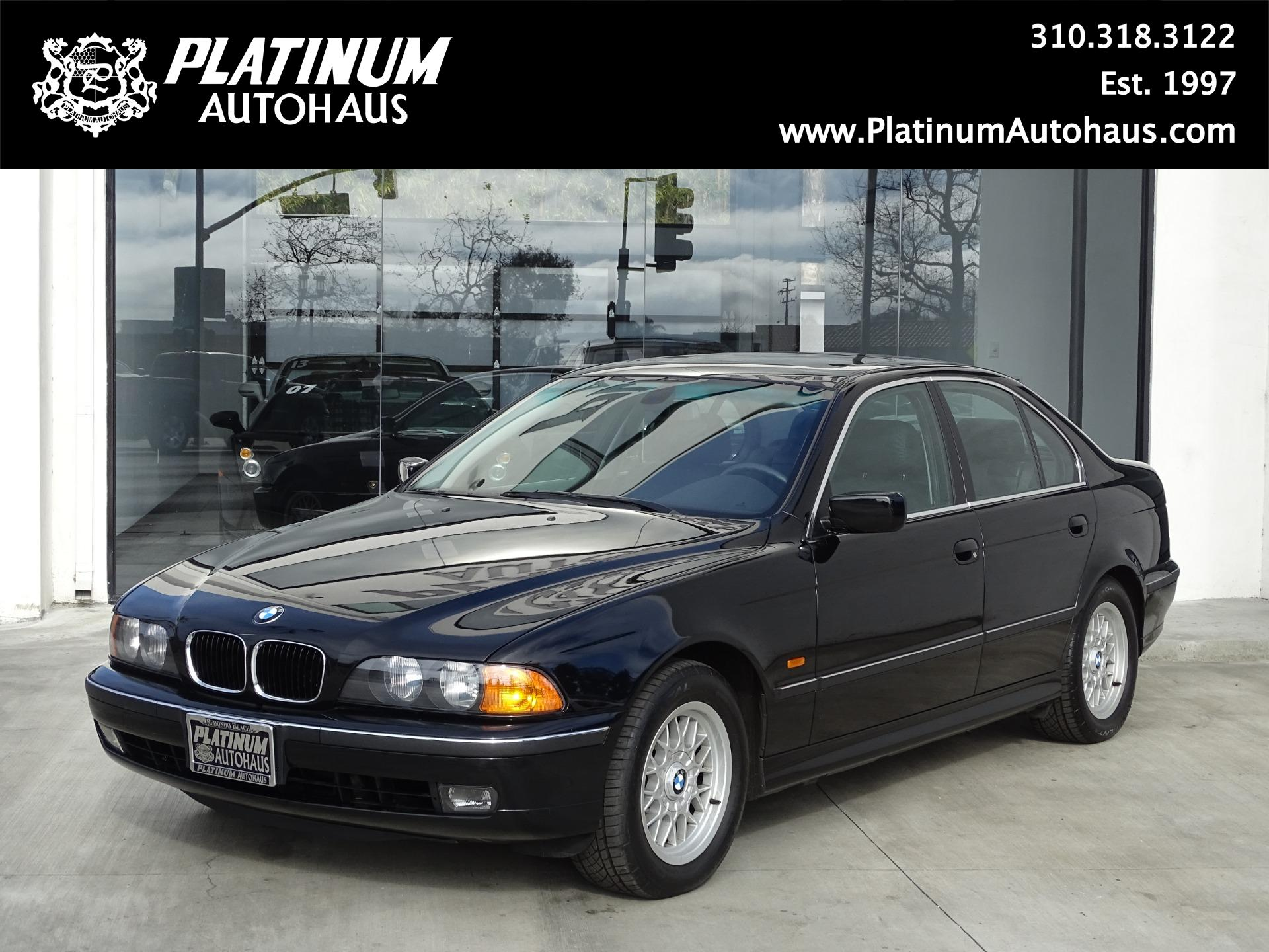 2000 Bmw 5 Series 528i Stock 6392 For Sale Near Redondo Beach Ca Ca Bmw Dealer