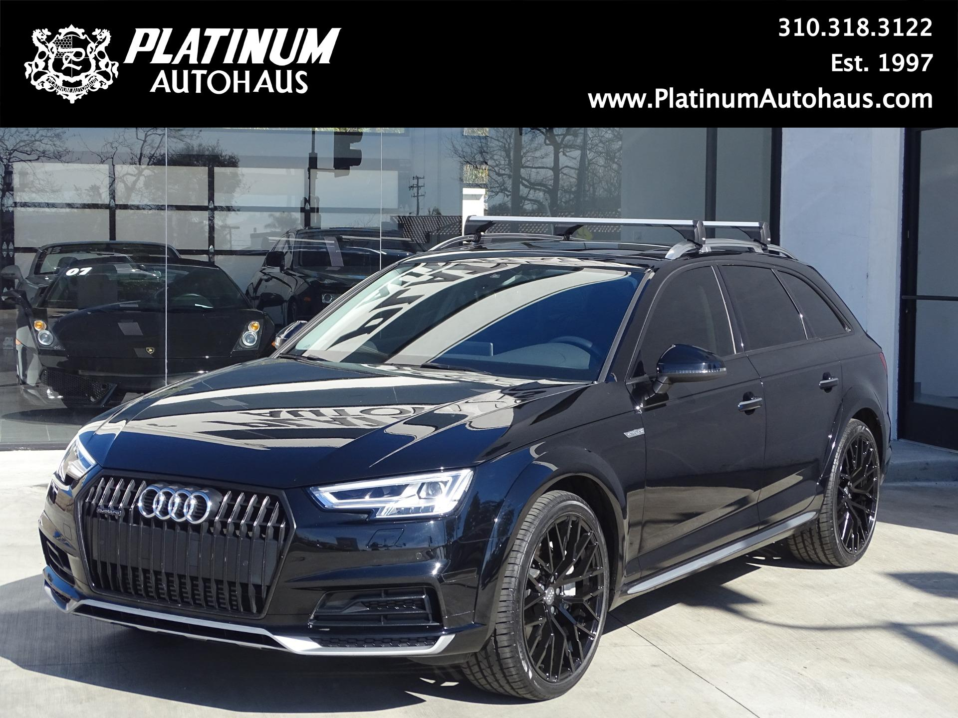 Audi Dealership Near Me >> 2017 Audi A4 allroad 2.0T quattro Premium Plus Stock ...