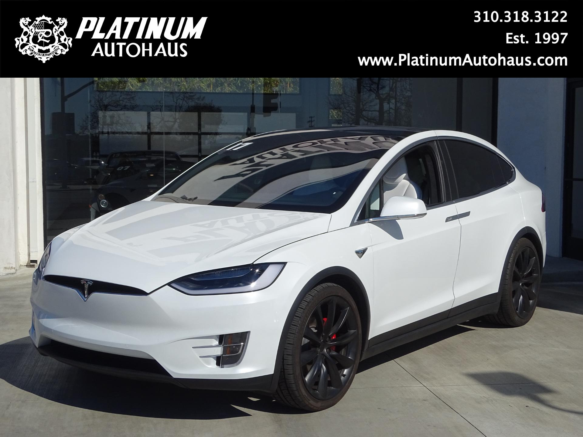 2017 Tesla Model X P100D Stock # 055214 for sale near Redondo Beach