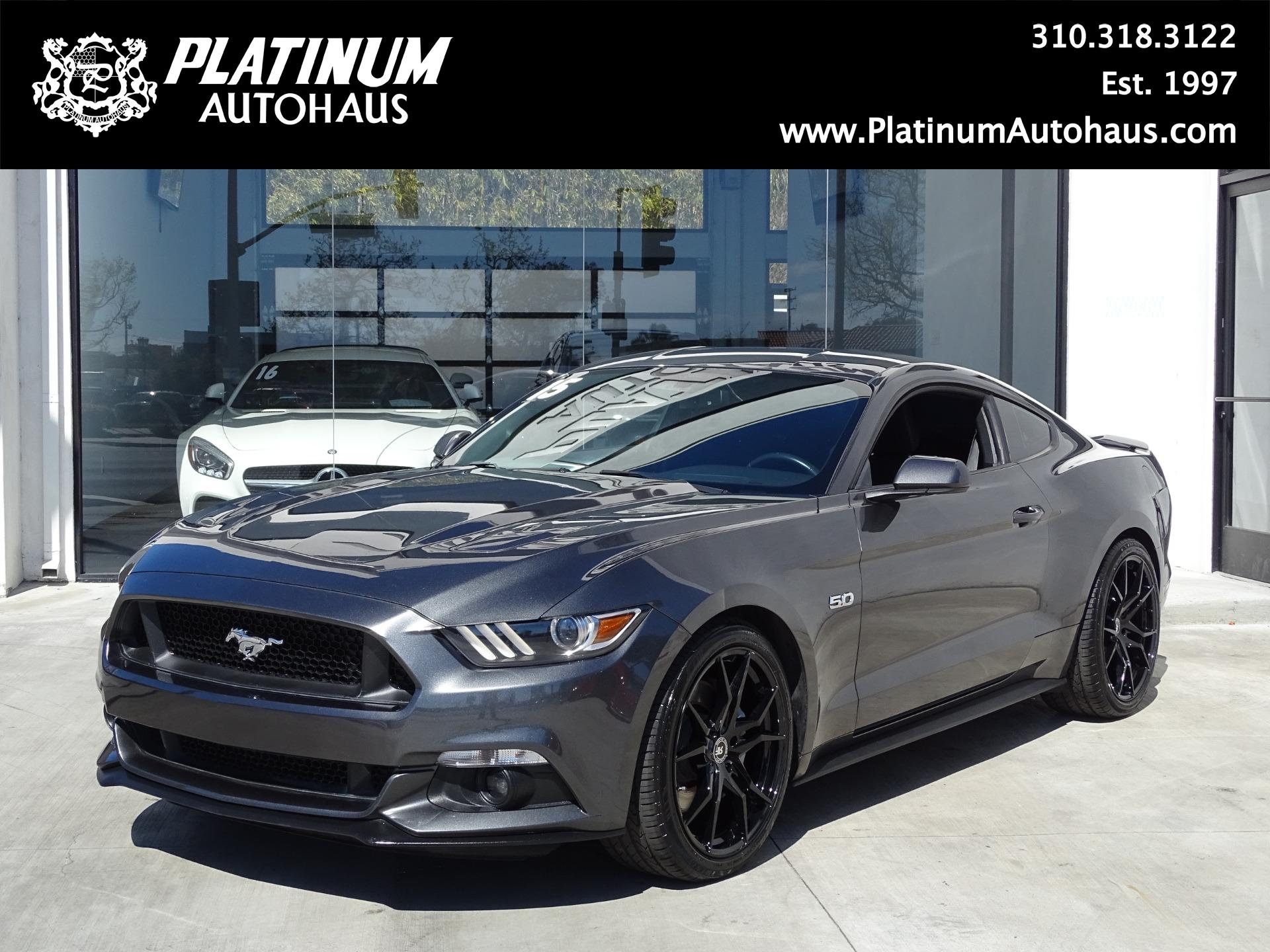 2015 Ford Mustang Gt For Sale >> 2015 Ford Mustang Gt Premium Stock 6425a For Sale Near