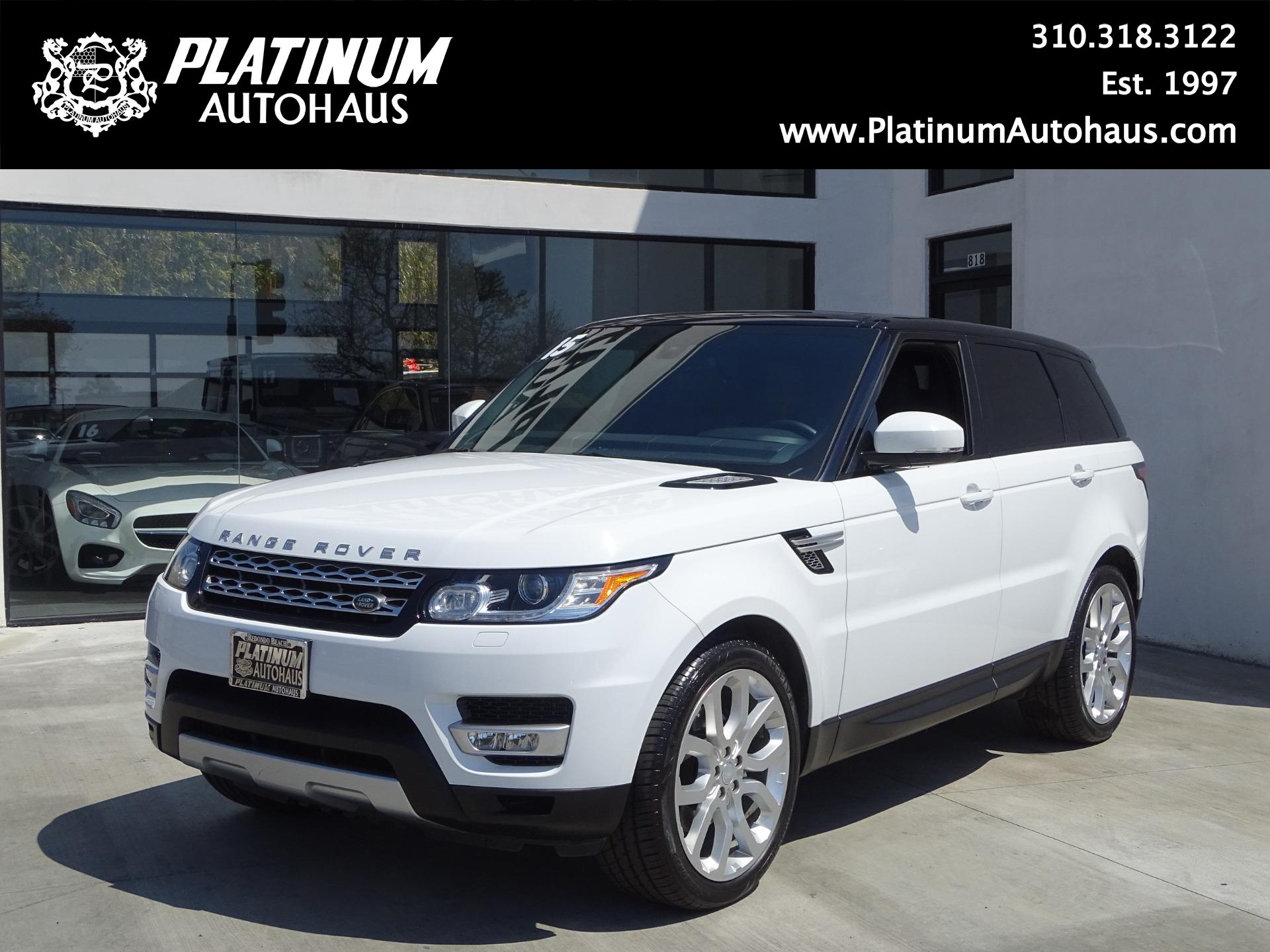 2015 Land Rover Range Rover Sport Hse Stock 6473 For