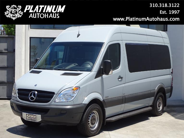 2010 Mercedes-Benz Sprinter Passenger