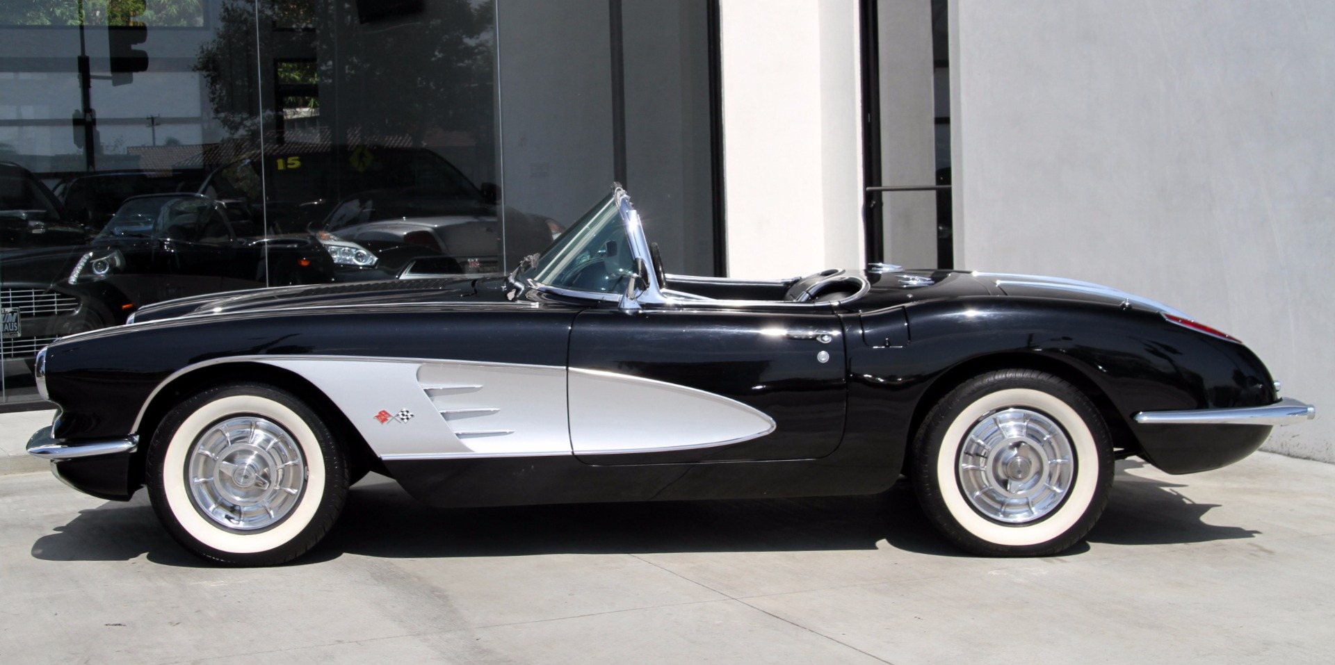 1958 Chevrolet Corvette Stock 101139 For Sale Near