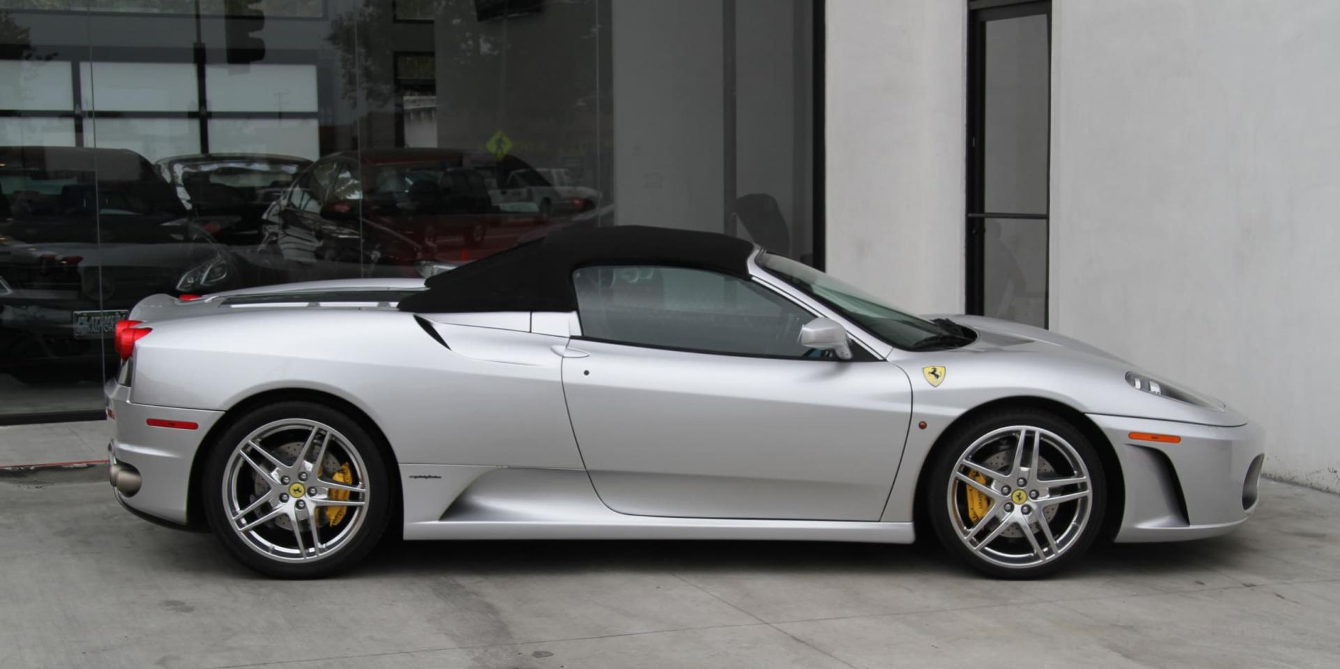 2006 Ferrari F430 Spider F1 Stock 5654a For Sale Near