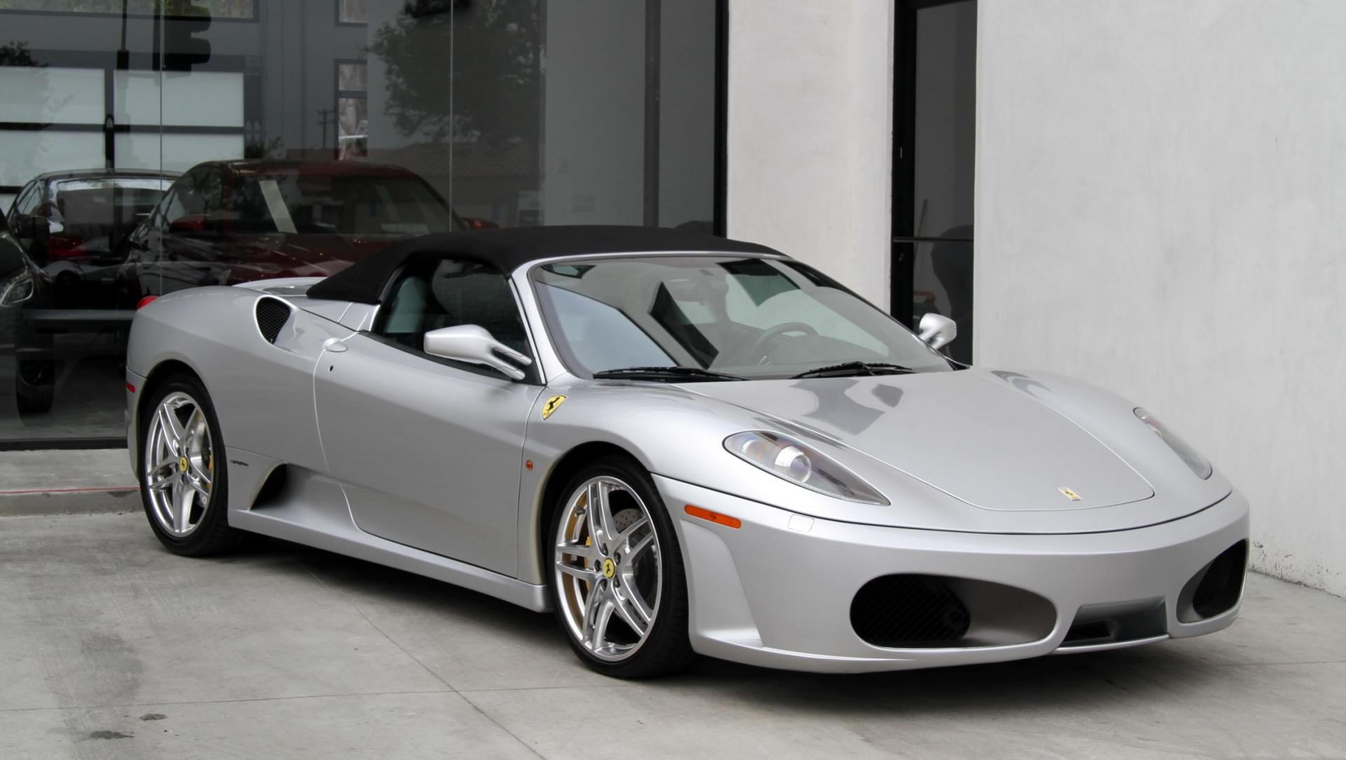 2006 Ferrari F430 Spider F1 Stock 5654a For Sale Near