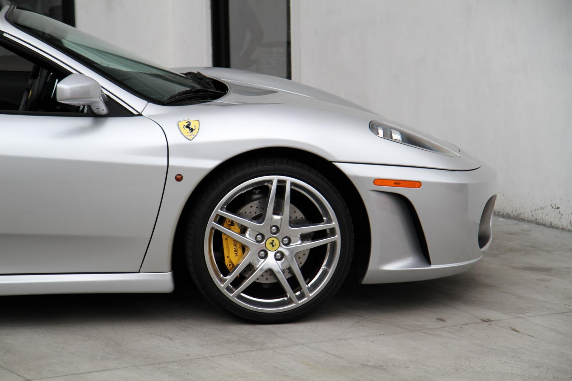 Used-2006-Ferrari-F430-Spider-F1