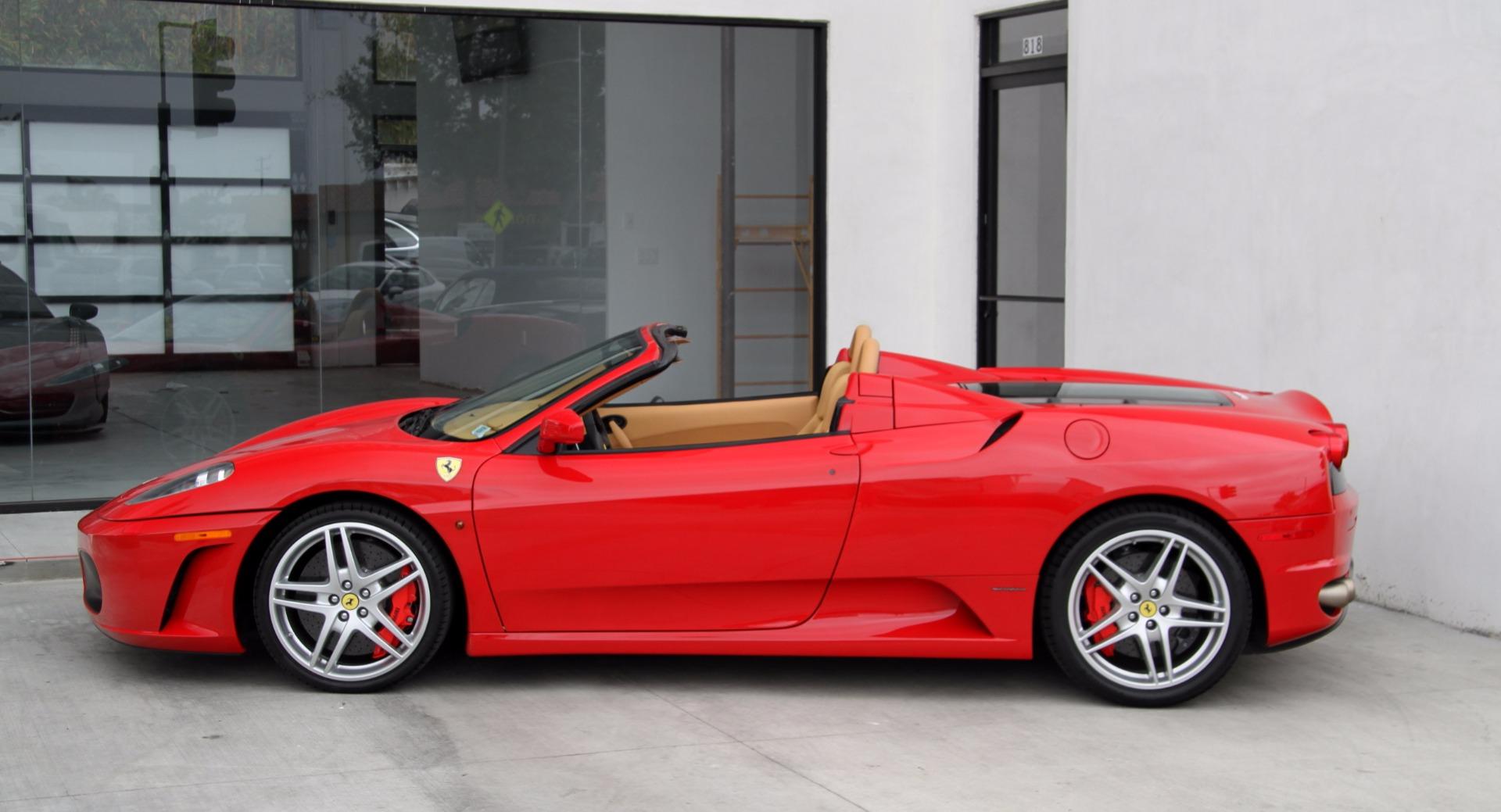 2008 Ferrari F430 Spider F1 Stock 160553 For Sale Near