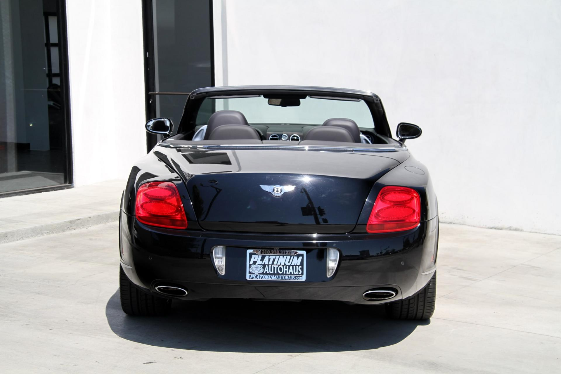 Used-2009-Bentley-Continental-GTC-**-MULLINER-EDITION-**