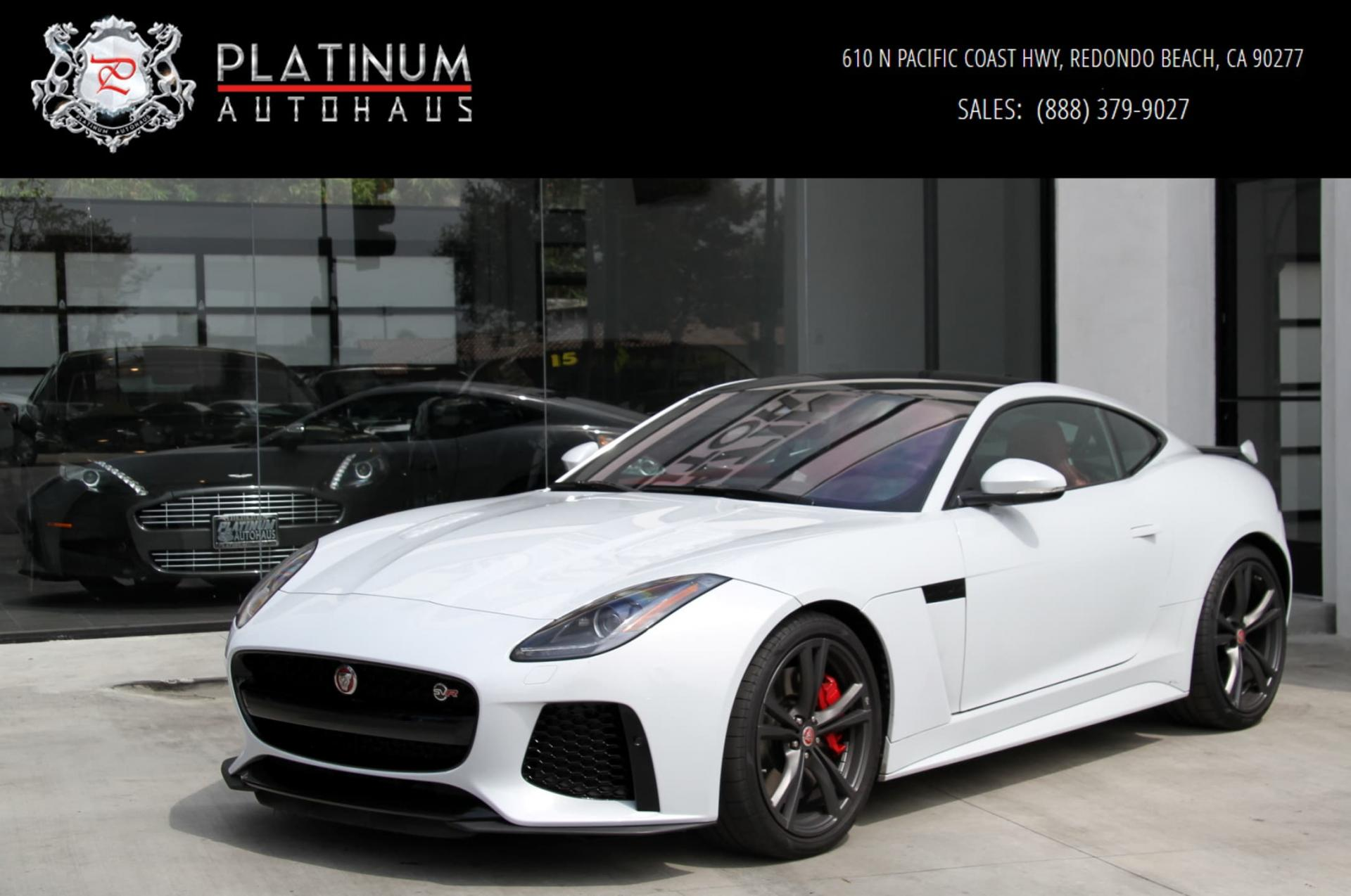 2017 Jaguar F-TYPE SVR ** MSRP $133,669 ** Stock # K41723 for sale