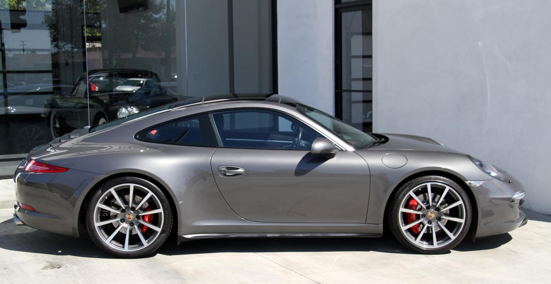 2014 porsche 911 carrera 4s stock 6015 for sale near redondo beach ca ca porsche dealer. Black Bedroom Furniture Sets. Home Design Ideas