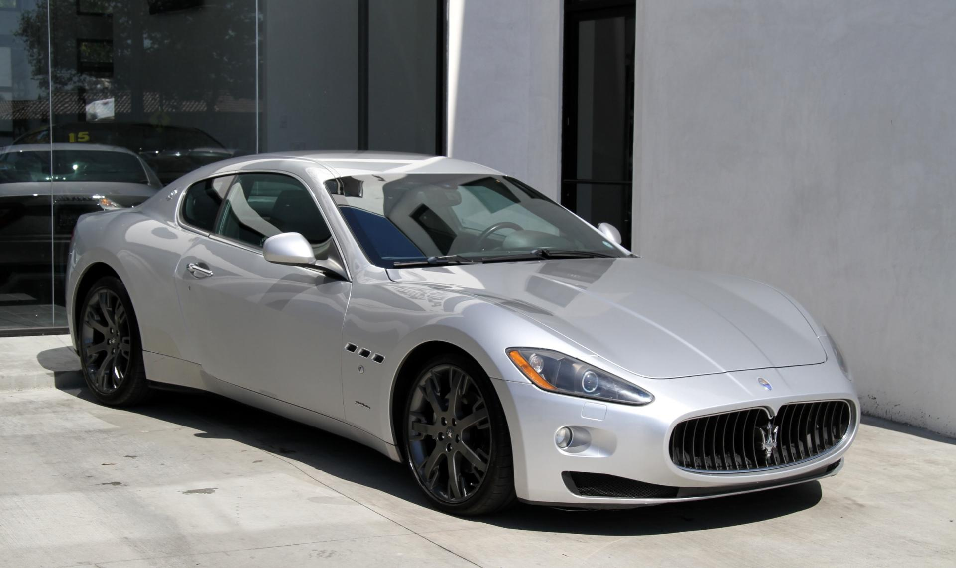 Car Garage Near Me >> 2008 Maserati GranTurismo Stock # 5895 for sale near Redondo Beach, CA | CA Maserati Dealer