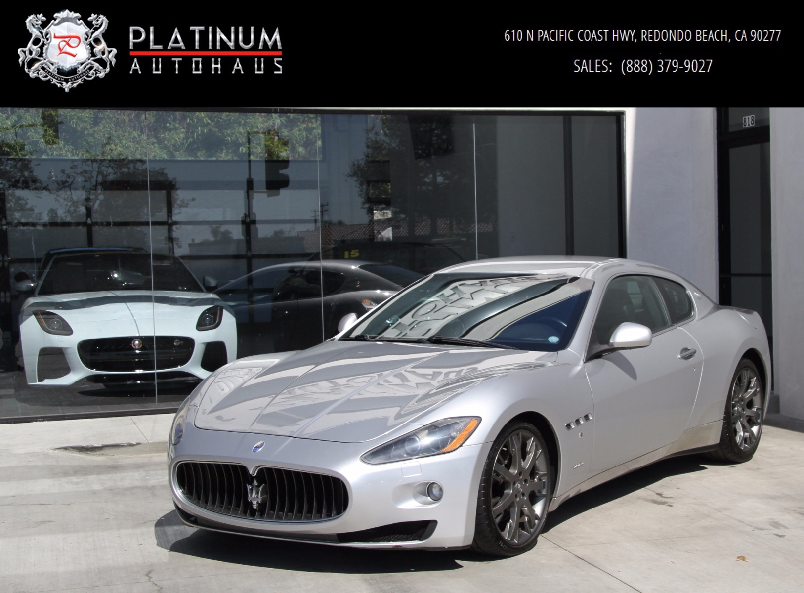 2008 maserati granturismo stock 5895 for sale near. Black Bedroom Furniture Sets. Home Design Ideas