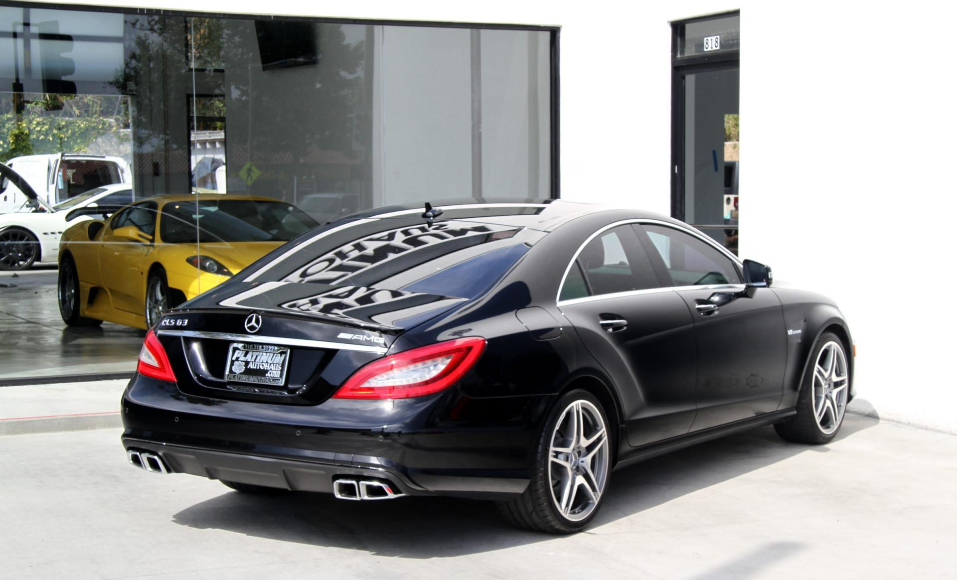 2013 mercedes benz cls 63 amg stock 5867 for sale near redondo beach ca ca mercedes benz dealer. Black Bedroom Furniture Sets. Home Design Ideas