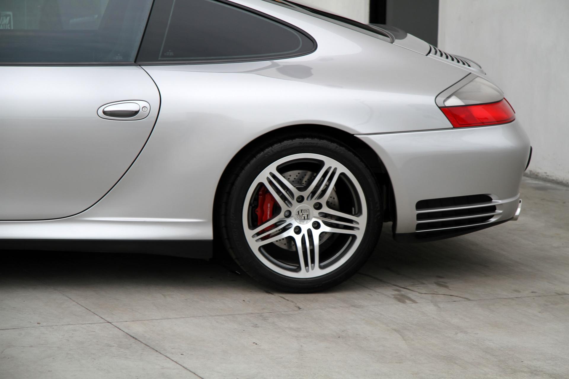 2002 Porsche 911 Carrera 4s 6 Speed Manual Stock