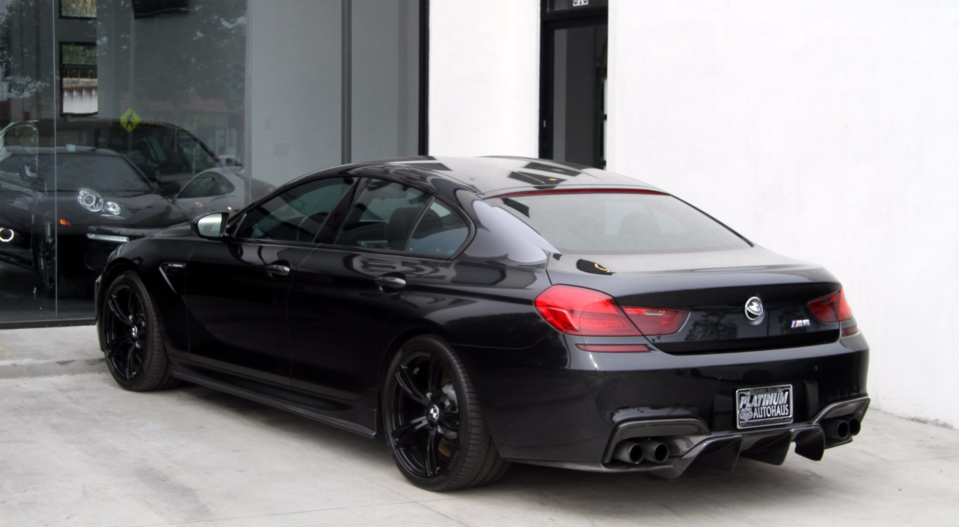 2014 Bmw M6 Gran Coupe Stock 5581 For Sale Near Redondo