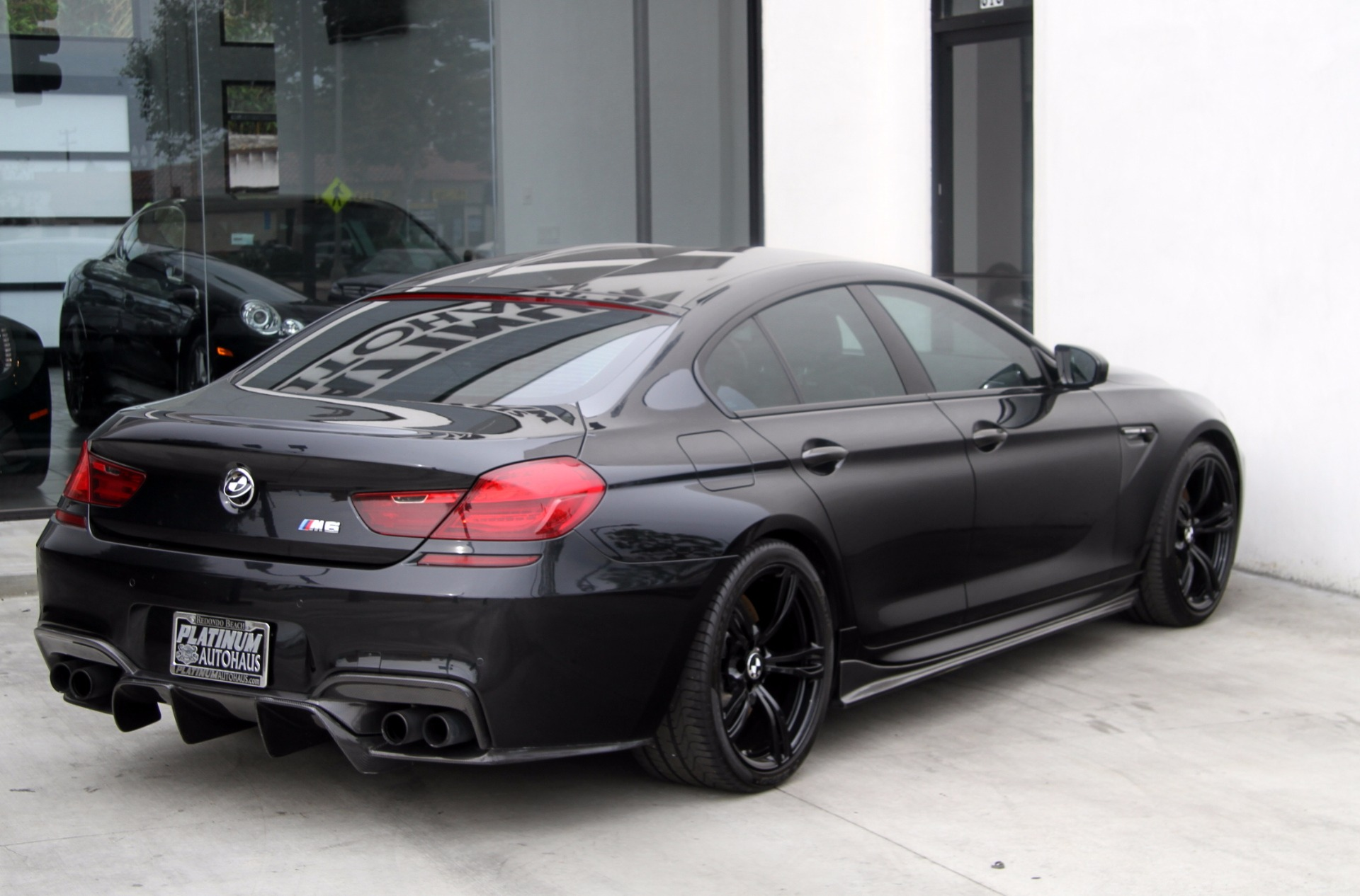 2014 Bmw M6 Rebuilt Salvage For Sale: 2014 BMW M6 Gran Coupe Stock # 5581 For Sale Near Redondo